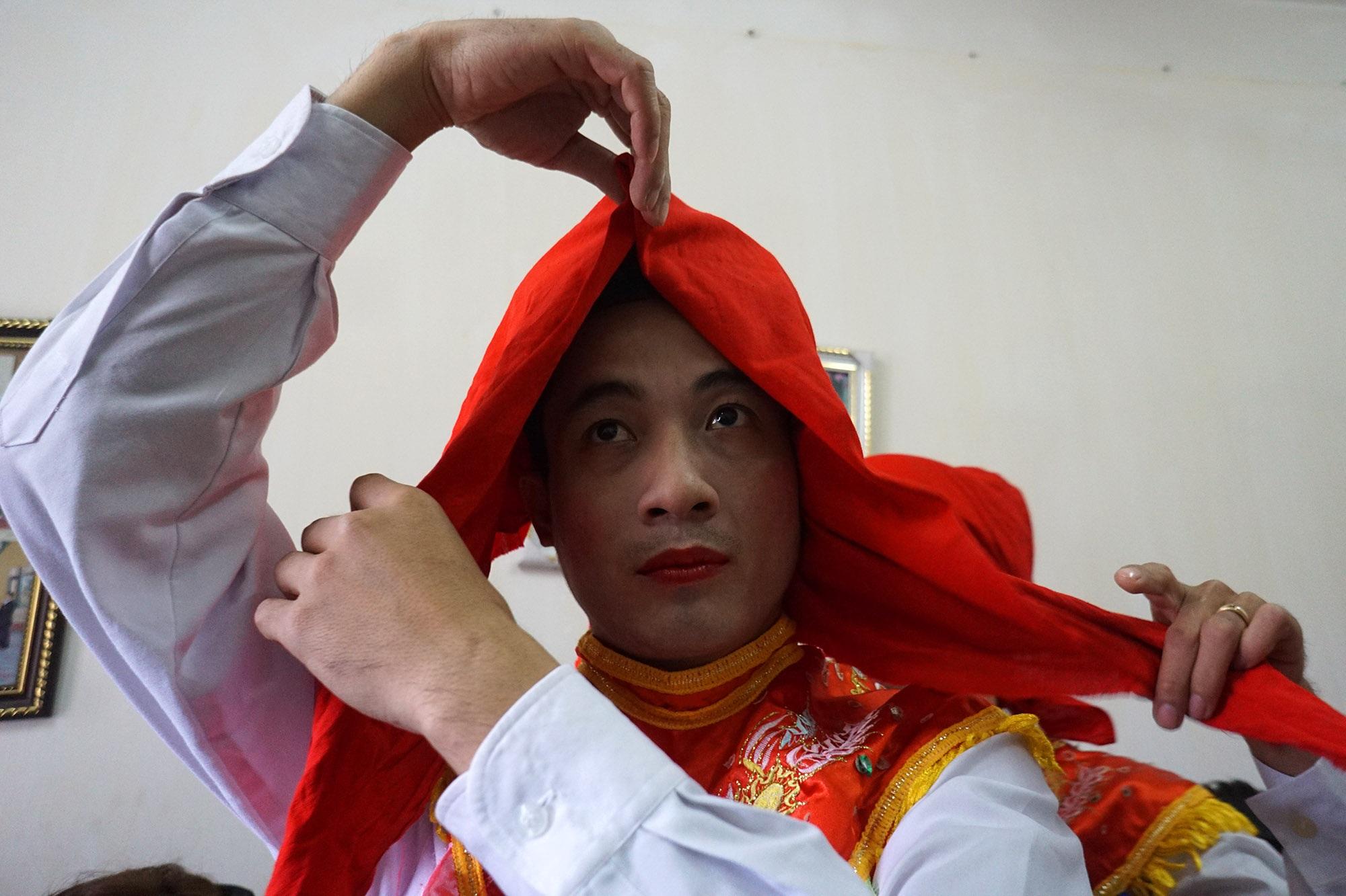 Hà Nội: Người gìn giữ điệu múa cổ nghìn năm con đĩ đánh bồng - 5