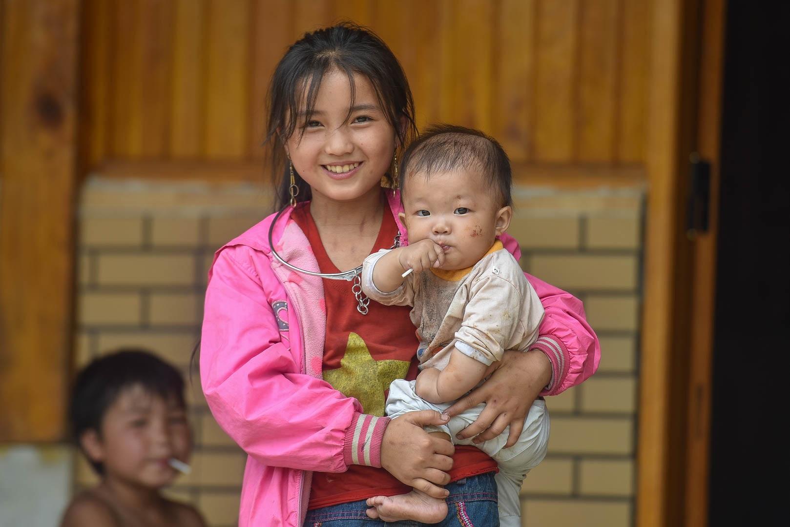 Ngày hè của trẻ em vùng cao Lào Cai | Sức khỏe và Pháp luật - Thông tin về  các vấn đề sức khỏe cộng đồng