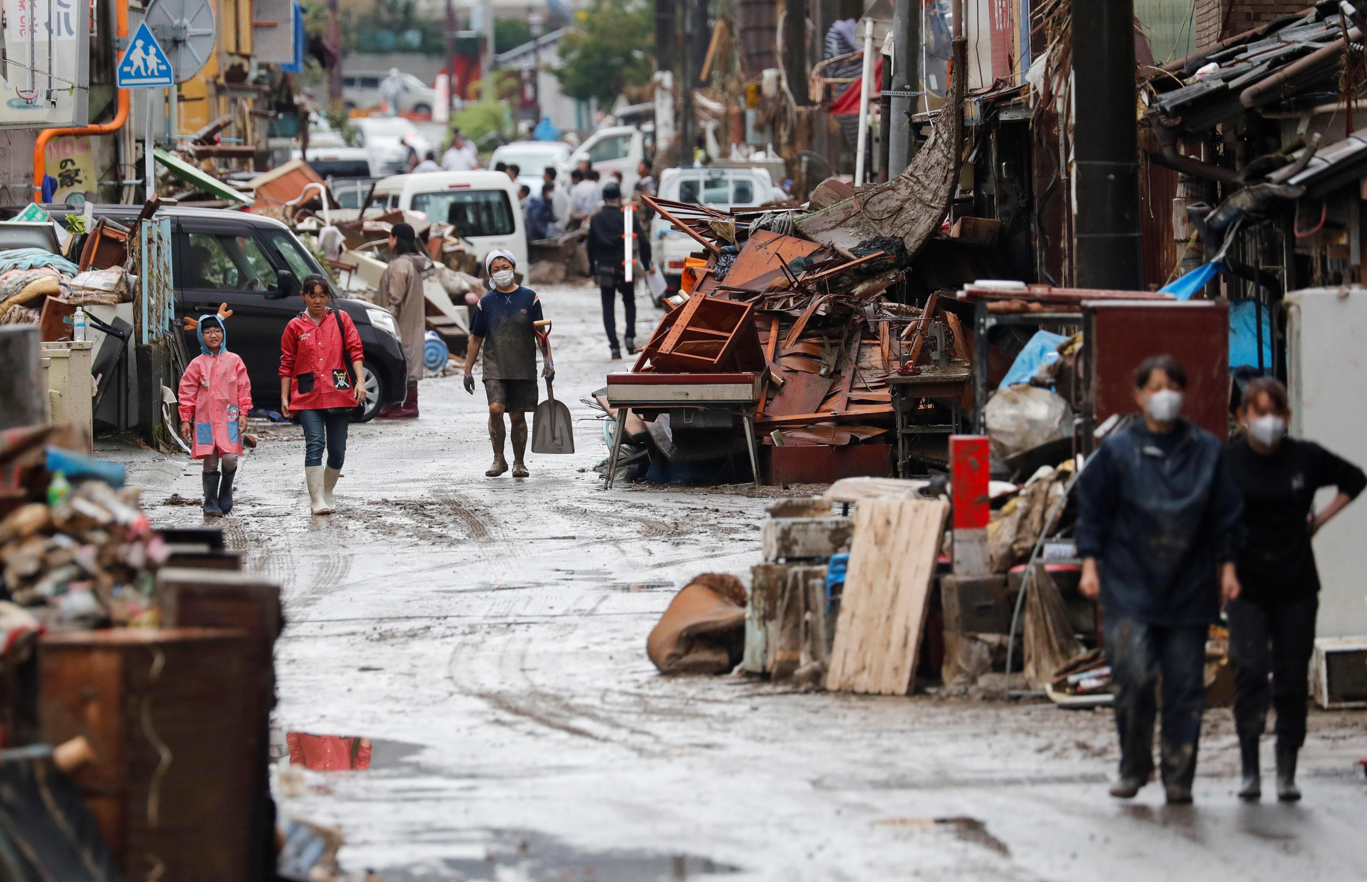 """Trung Quốc """"gồng mình"""" ngăn lũ, các láng giềng châu Á chung cảnh ngập lụt - 10"""
