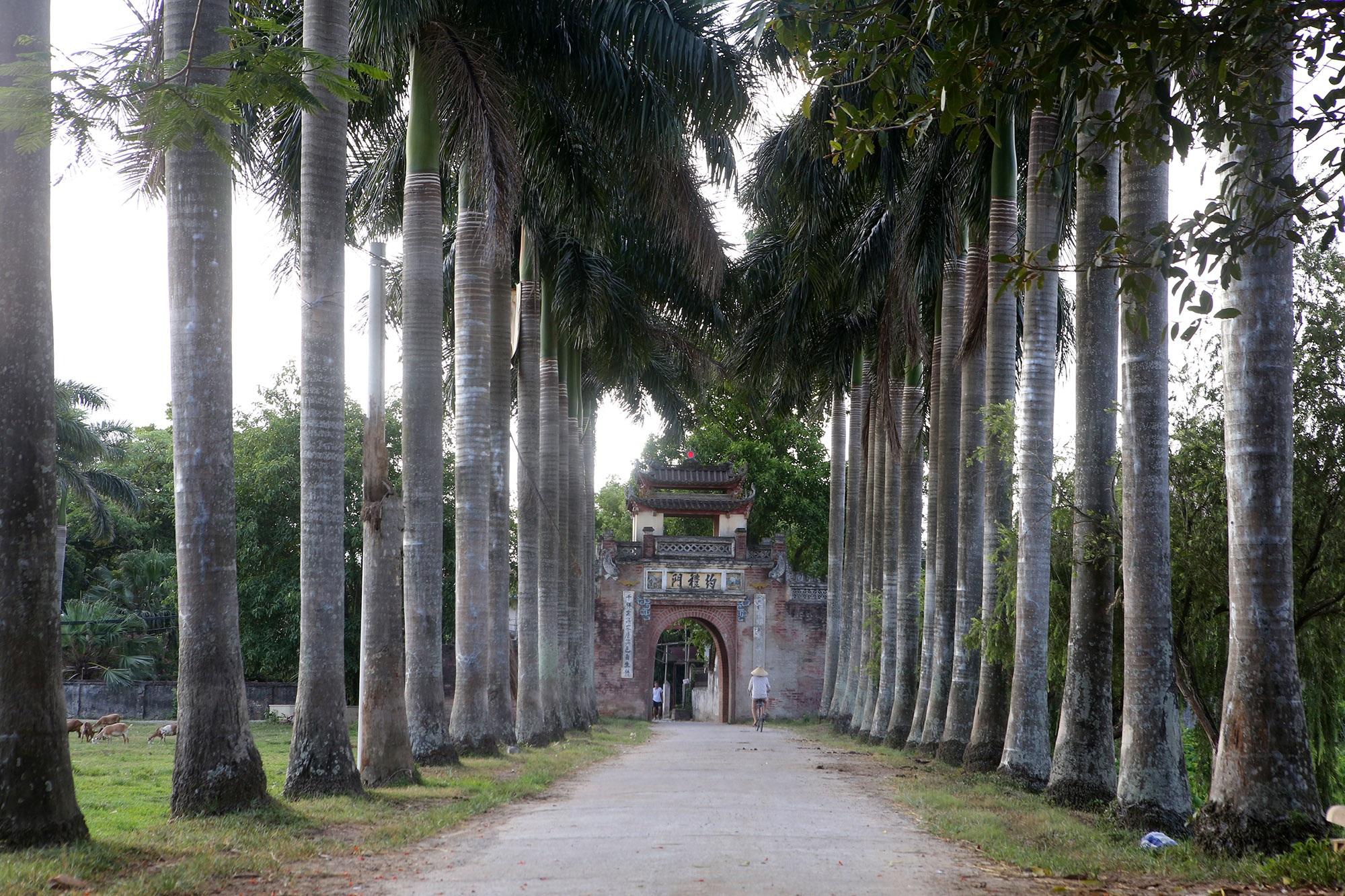 Khám phá vẻ đẹp của cổng làng đồ sộ trải qua 5 thế kỷ tại ngoại ô Hà Nội - 11