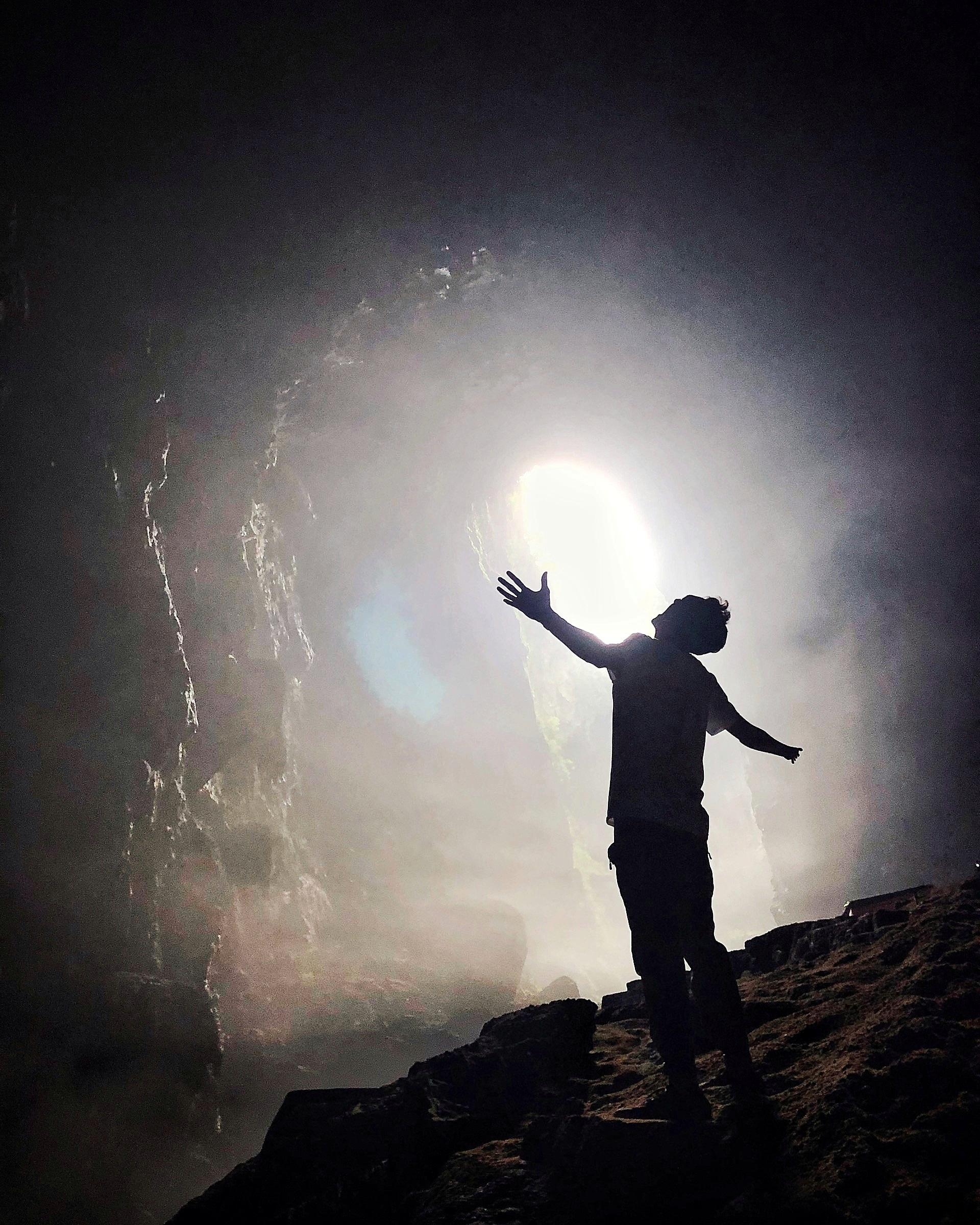 Hành trình chinh phục Sơn Đoòng của chàng trai khuyết một bàn tay - 7