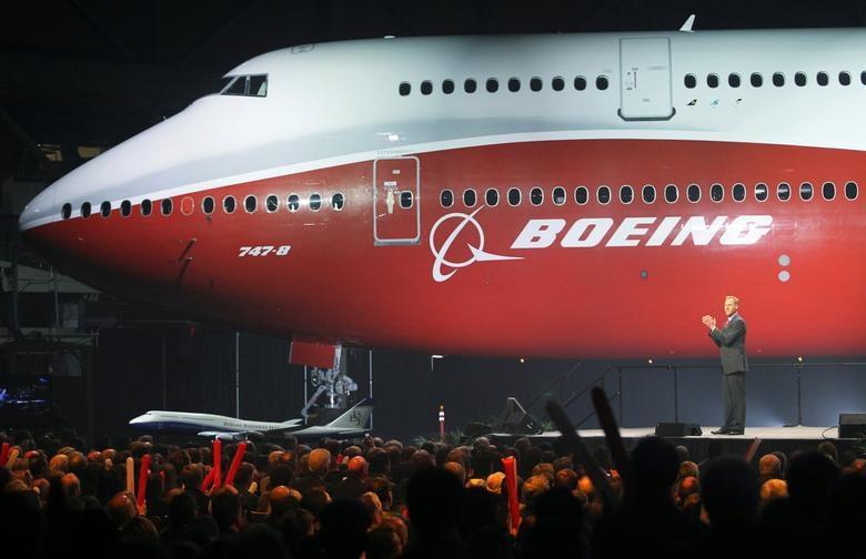 50 năm tung cánh của Nữ hoàng bầu trời- Boeing 747 - 1