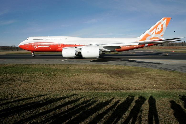50 năm tung cánh của Nữ hoàng bầu trời- Boeing 747 - 3