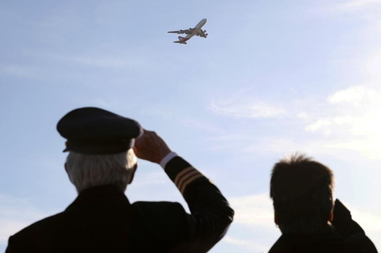 50 năm tung cánh của Nữ hoàng bầu trời- Boeing 747 - 14
