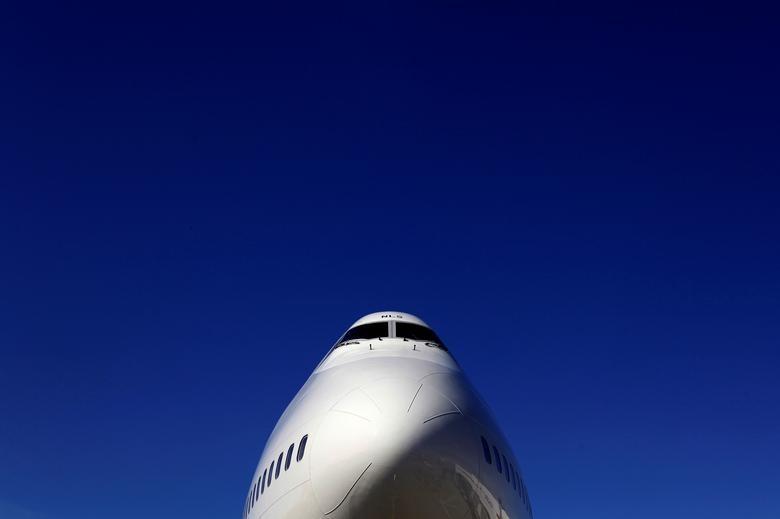 50 năm tung cánh của Nữ hoàng bầu trời- Boeing 747 - 4