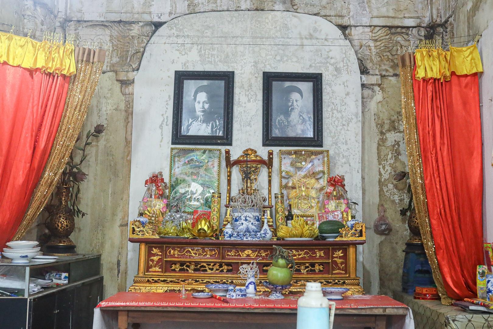 Lăng mộ đá cổ 100 tuổi giữa lòng Hà Nội - 9