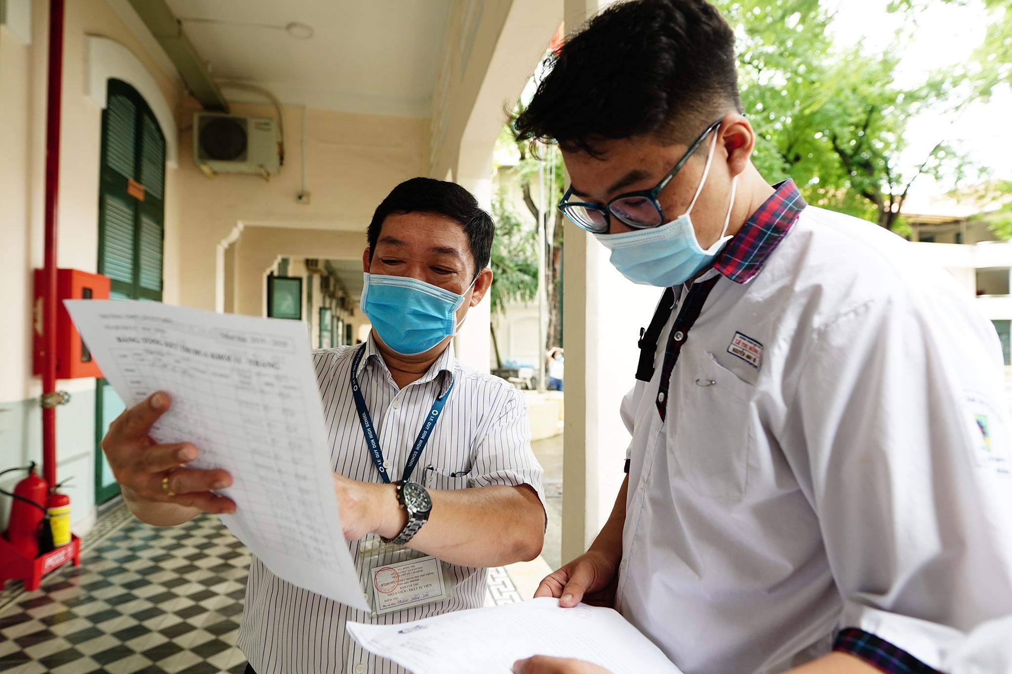 Thí sinh TPHCM tự tin bước vào kỳ thi tốt nghiệp THPT 2020 - 4