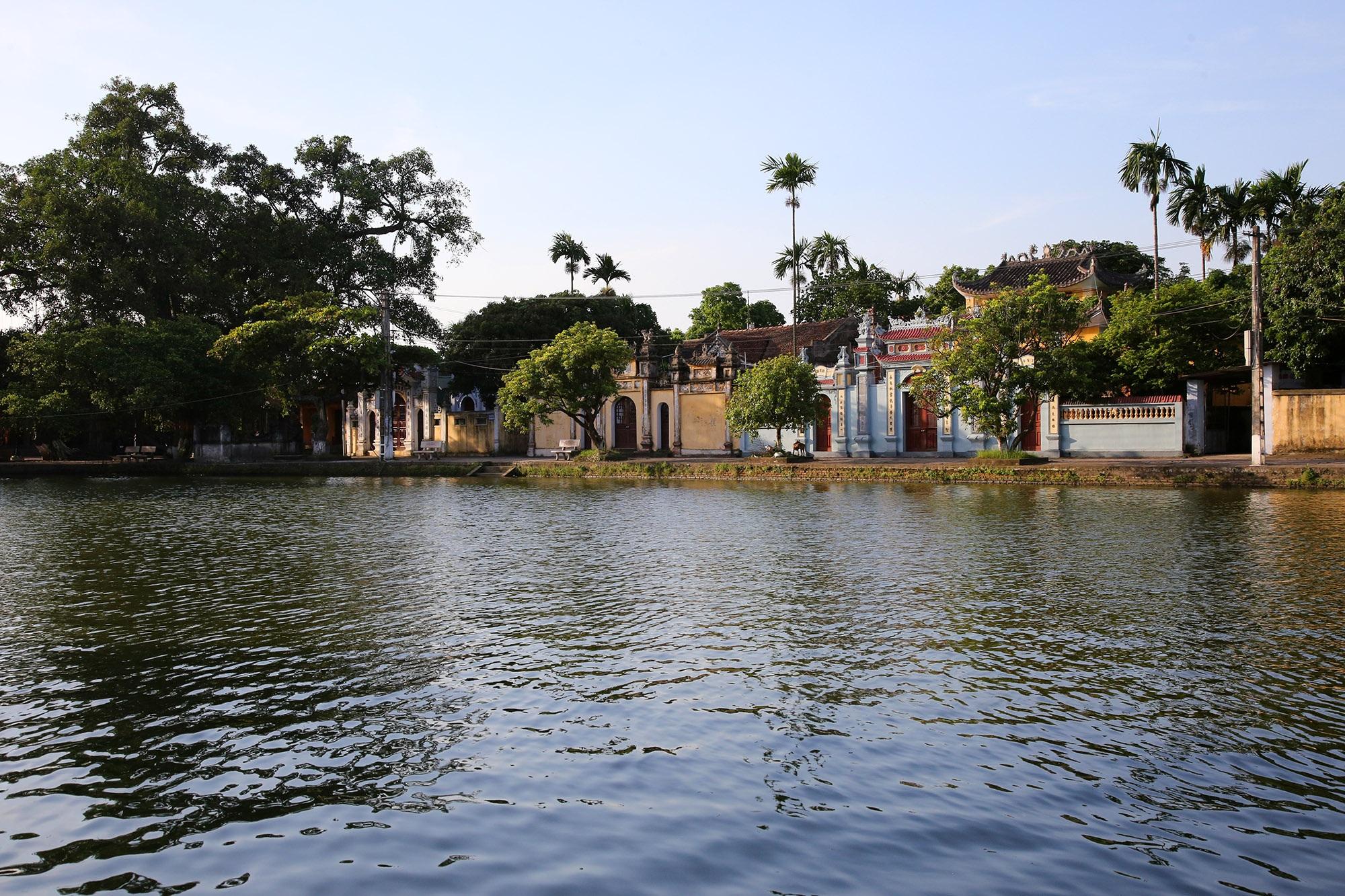 Phát hiện thêm một cổ trấn đẹp bình dị cách Hà Nội 30 km - 1