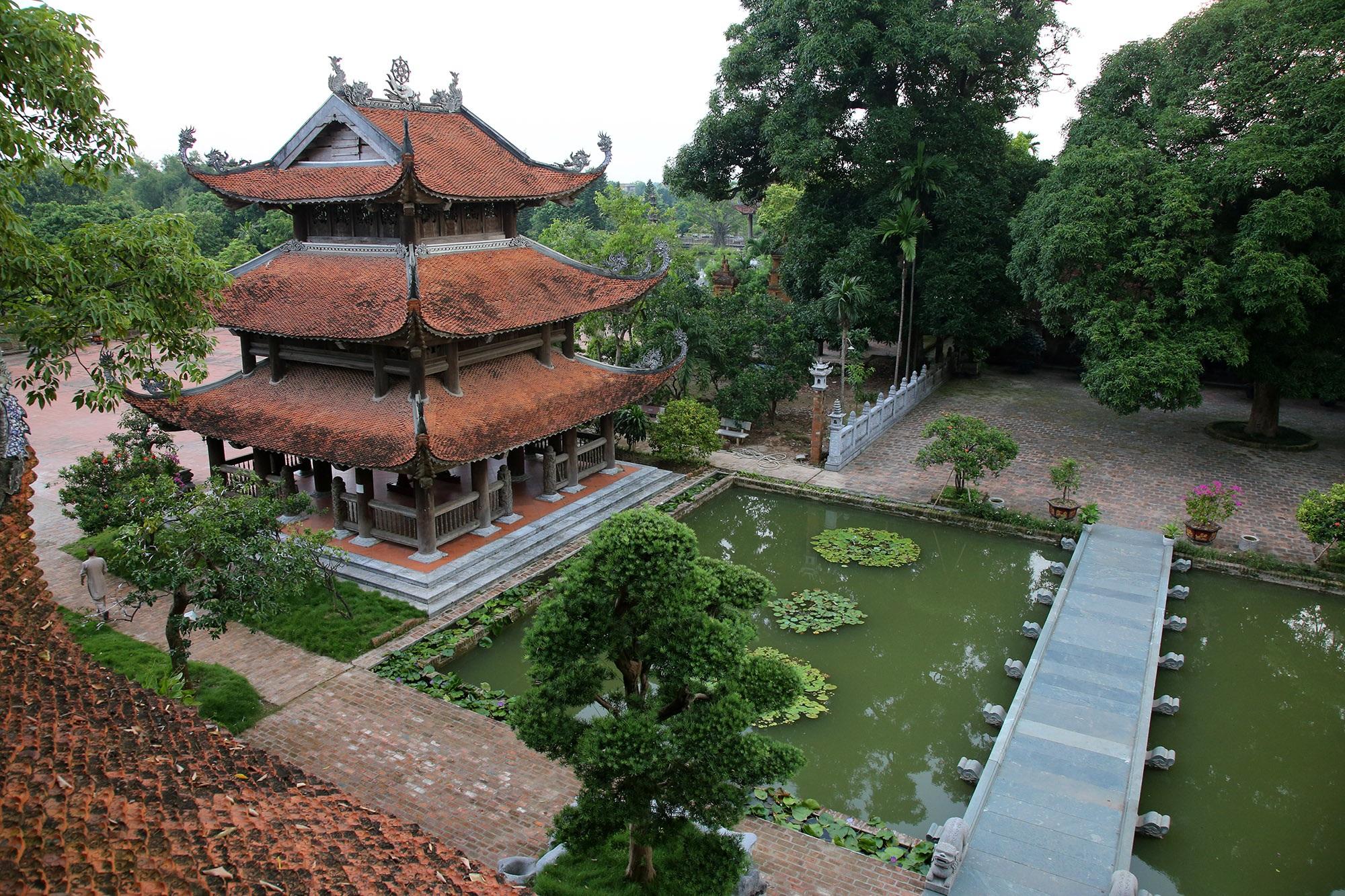 Phát hiện thêm một cổ trấn đẹp bình dị cách Hà Nội 30 km - 16
