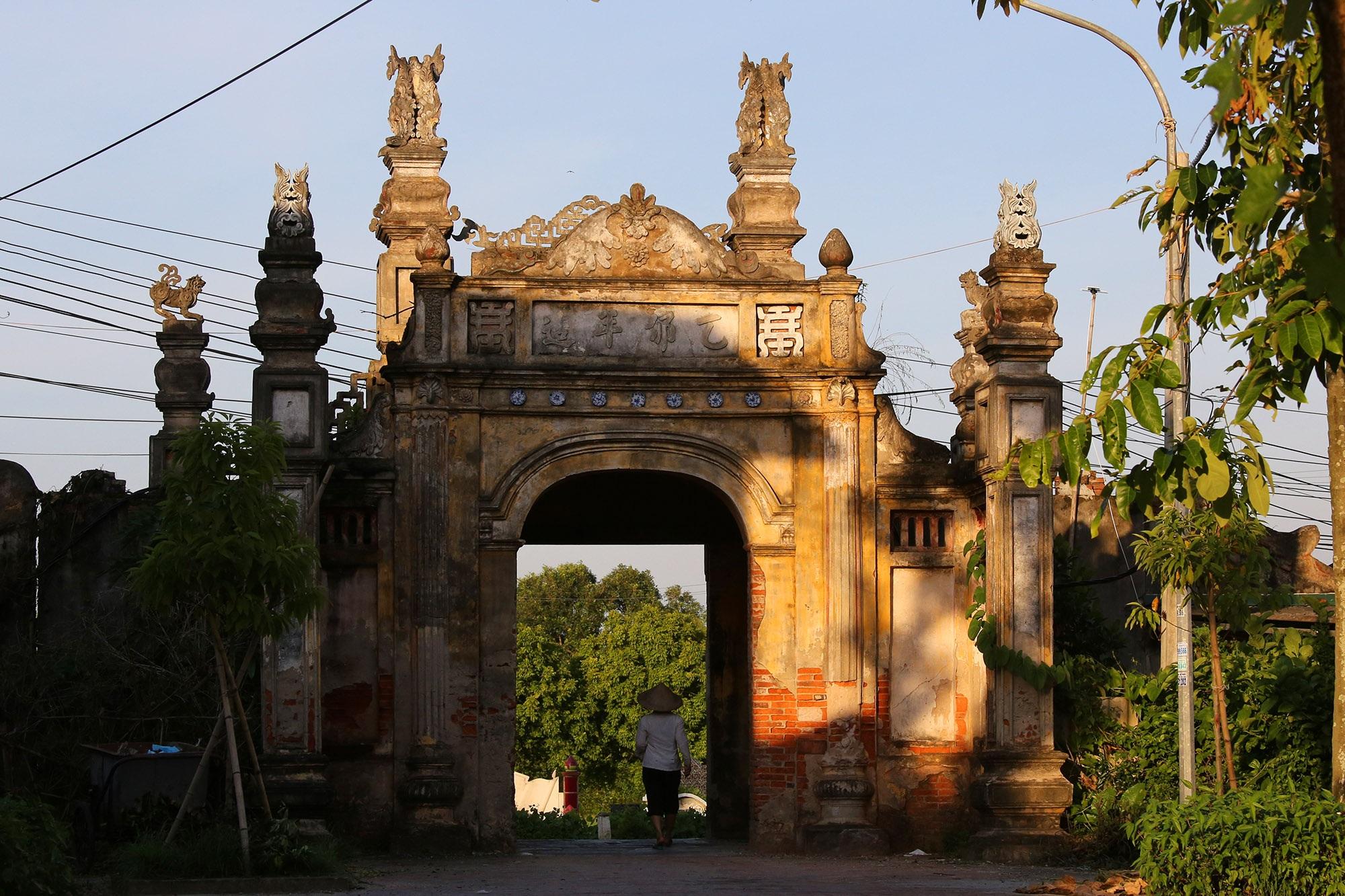 Phát hiện thêm một cổ trấn đẹp bình dị cách Hà Nội 30 km - 3