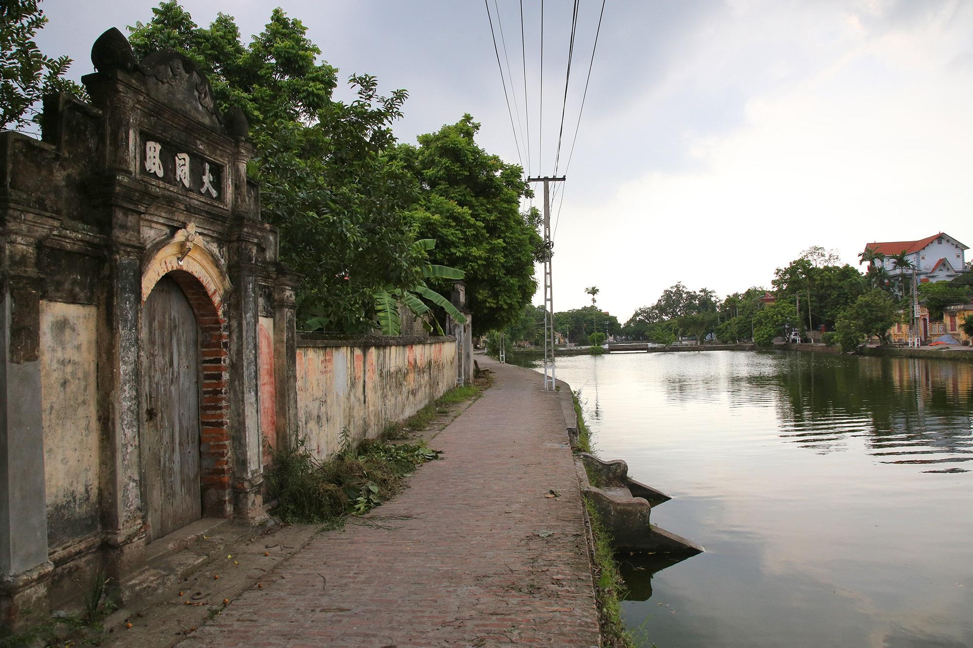 Phát hiện thêm một cổ trấn đẹp bình dị cách Hà Nội 30 km - 4