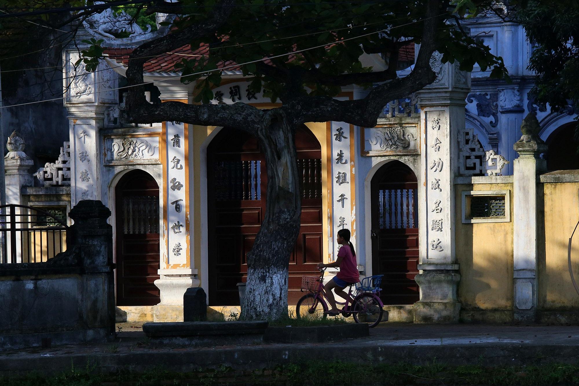 Phát hiện thêm một cổ trấn đẹp bình dị cách Hà Nội 30 km - 7