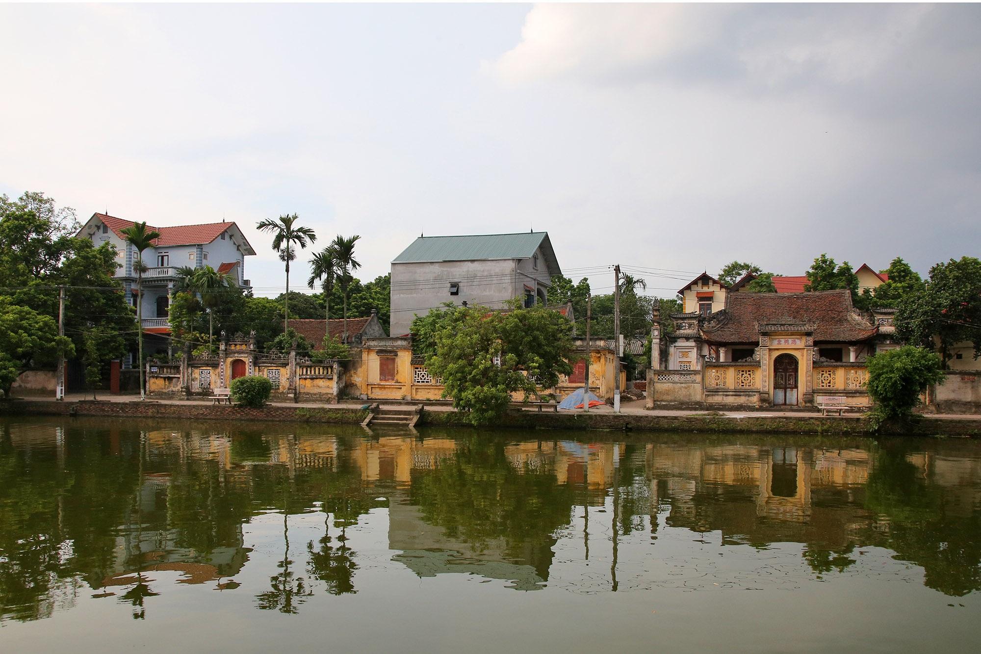 Phát hiện thêm một cổ trấn đẹp bình dị cách Hà Nội 30 km - 9