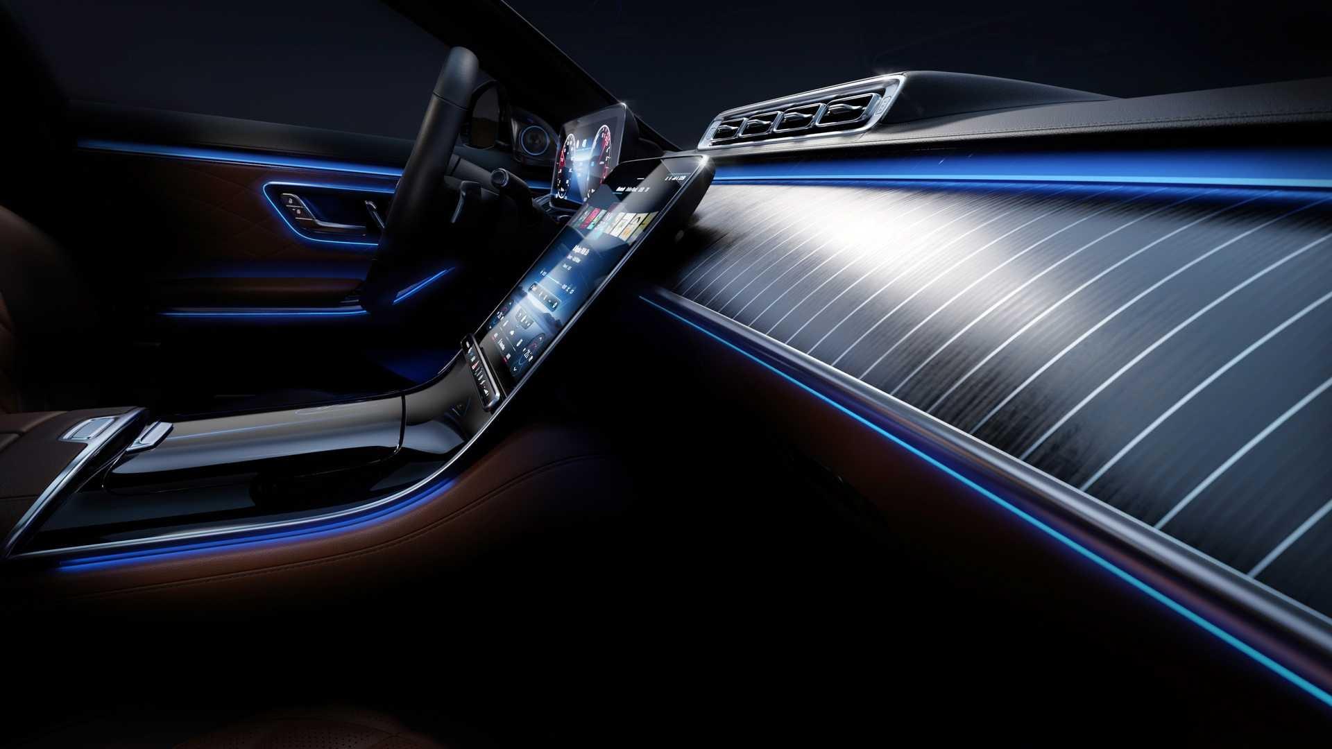 Soi chi tiết nội thất Mercedes S-Class thế hệ mới - 16