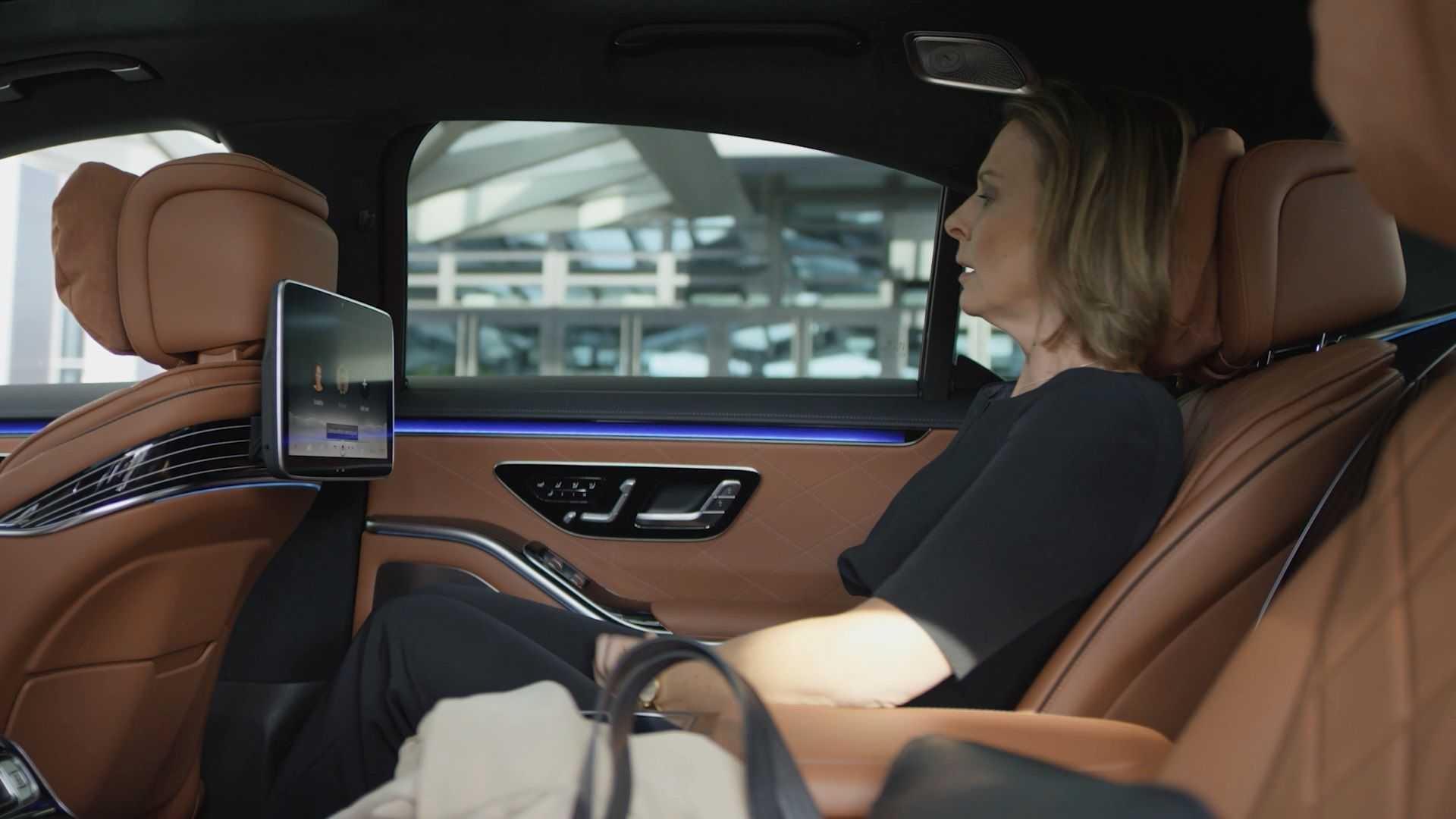 Soi chi tiết nội thất Mercedes S-Class thế hệ mới - 1