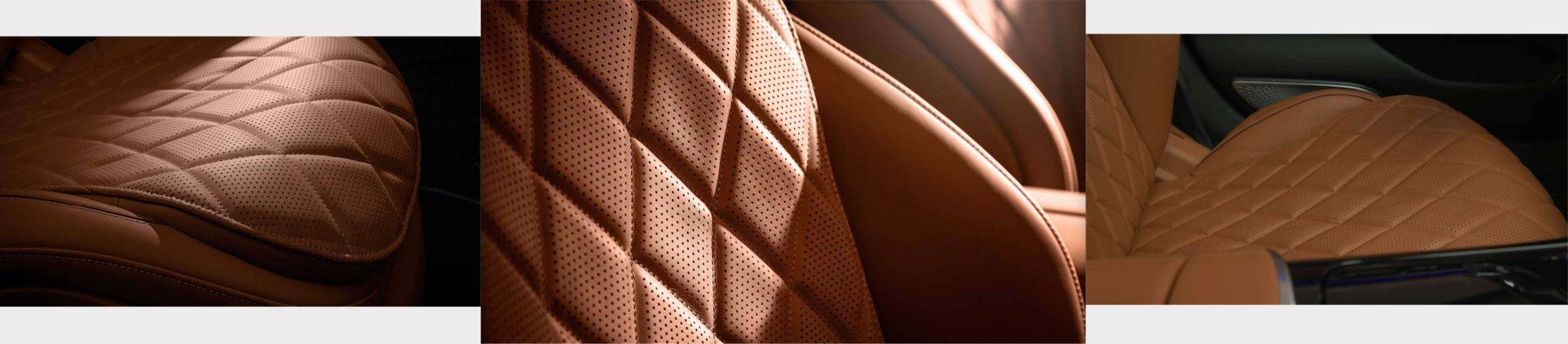 Soi chi tiết nội thất Mercedes S-Class thế hệ mới - 6