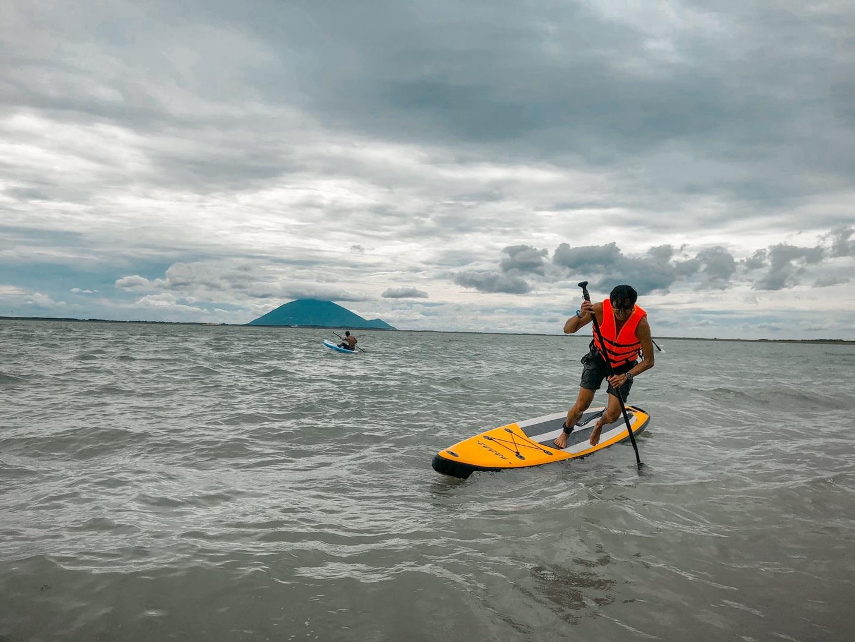 Đẹp đến nao lòng hồ nước nhân tạo lớn nhất Việt Nam - 14