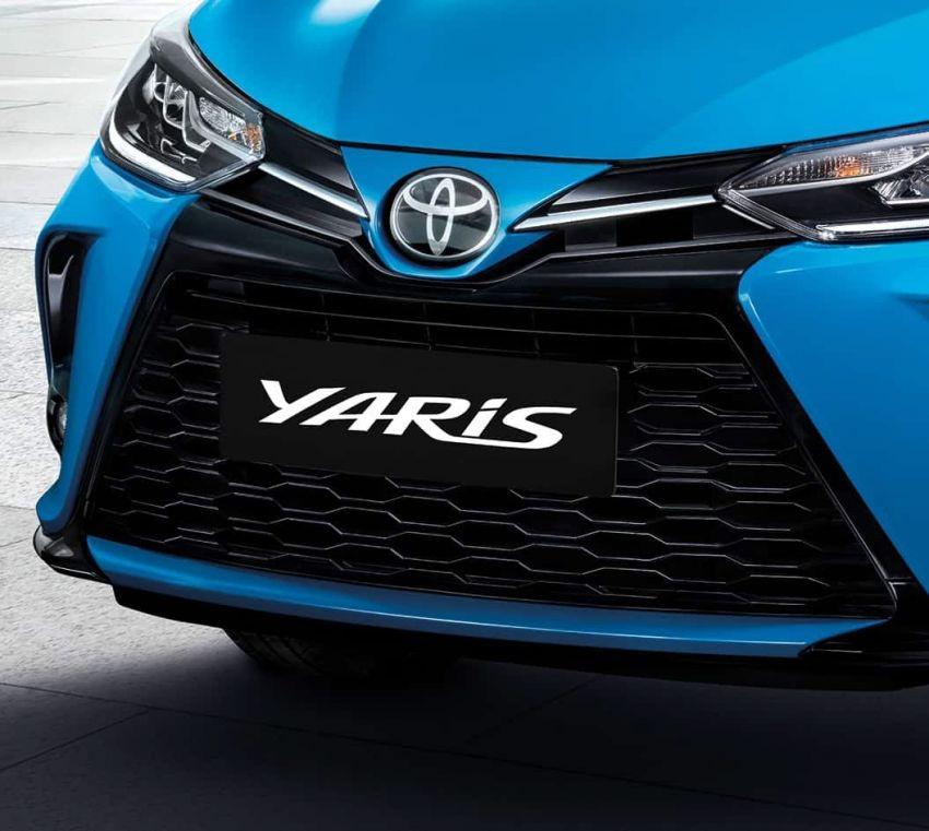 Mổ xẻ Toyota Yaris 2021 - thêm nhiều trang bị an toàn đáng tiền - 2