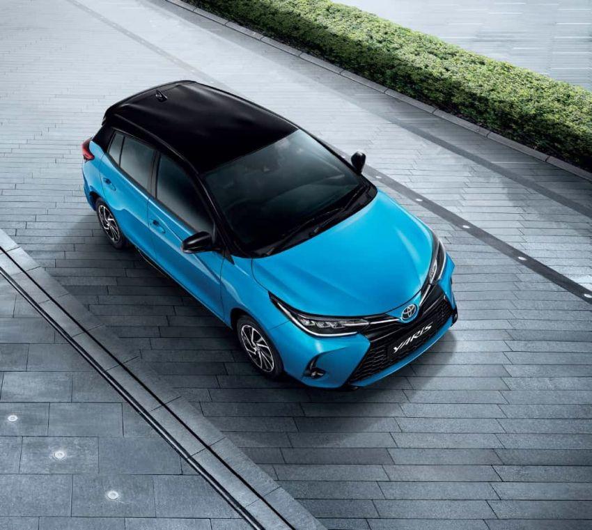 Mổ xẻ Toyota Yaris 2021 - thêm nhiều trang bị an toàn đáng tiền - 1