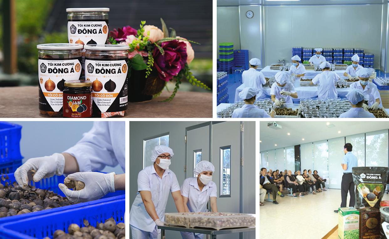 Khát vọng đặc biệt của ông chủ nhà máy tỏi đen lớn nhất Việt Nam - 3