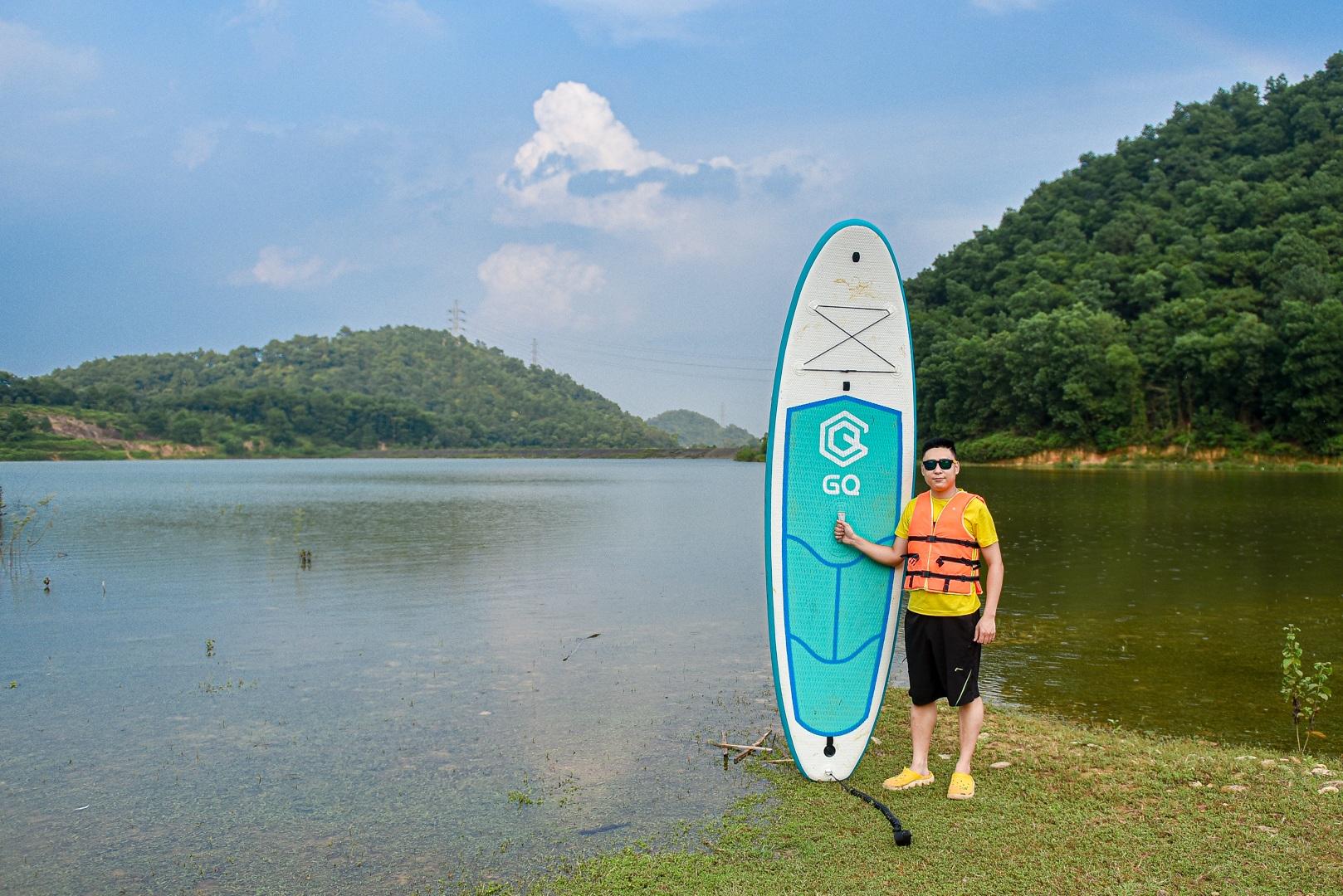 Hồ Chòm Núi - điểm trốn dịch lý tưởng cách nội đô Hà Nội chỉ 40km - 12