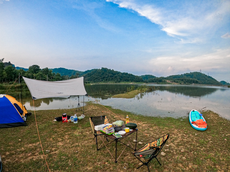 Hồ Chòm Núi - điểm trốn dịch lý tưởng cách nội đô Hà Nội chỉ 40km - 27