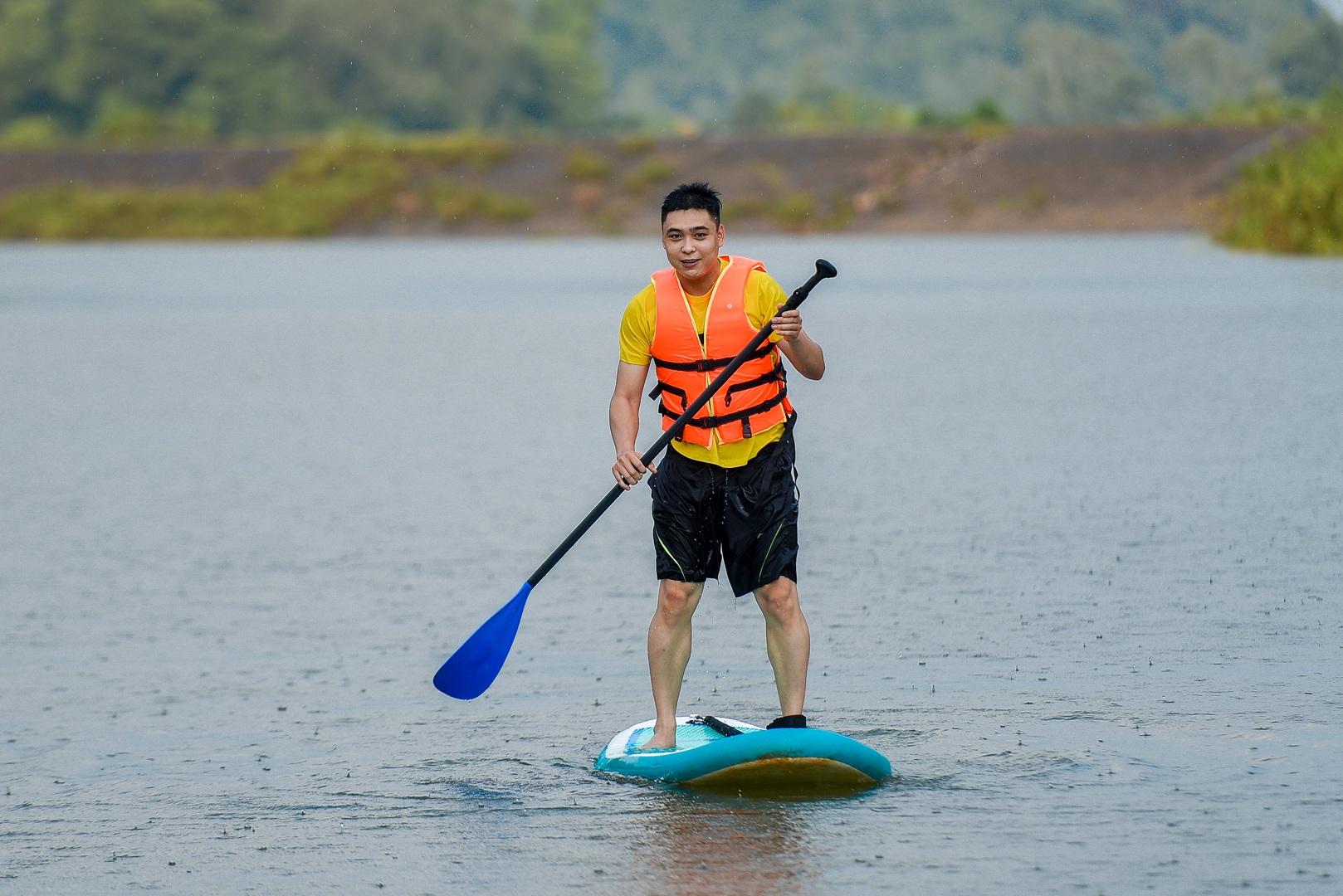 Hồ Chòm Núi - điểm trốn dịch lý tưởng cách nội đô Hà Nội chỉ 40km - 13