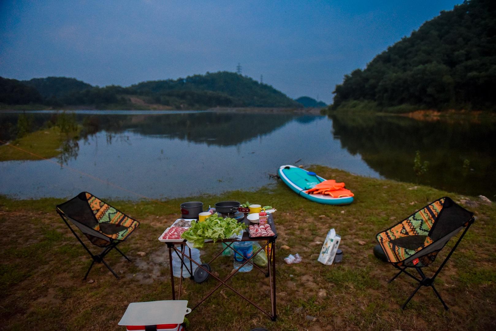 Hồ Chòm Núi - điểm trốn dịch lý tưởng cách nội đô Hà Nội chỉ 40km - 14