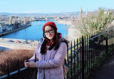 Nữ giảng viên 9X nhận 11 học bổng thạc sĩ từ 7 đại học danh tiếng Anh Quốc