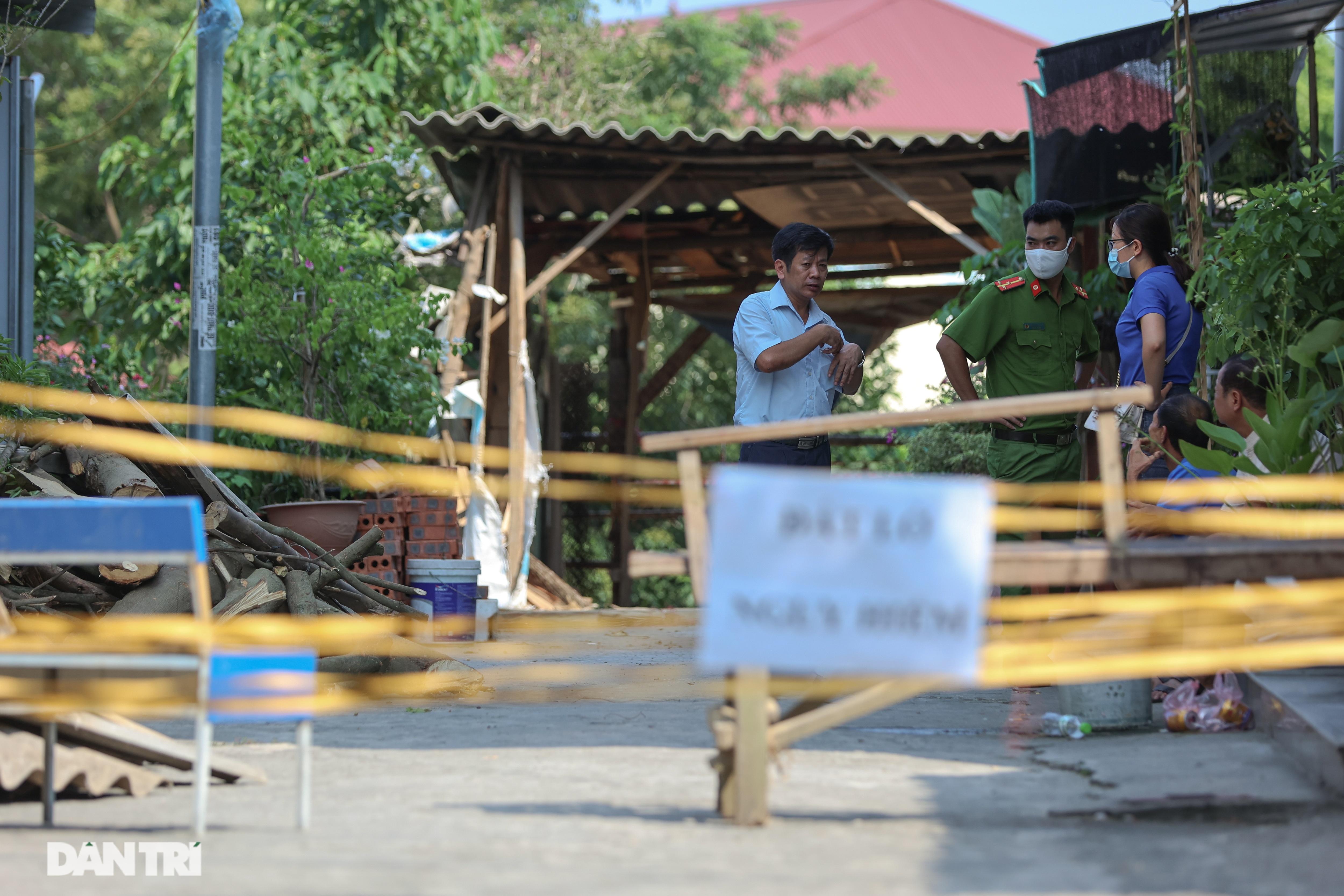 Hiện trường vụ sạt lở đất tại Phú Thọ, 4 người tử vong - 5