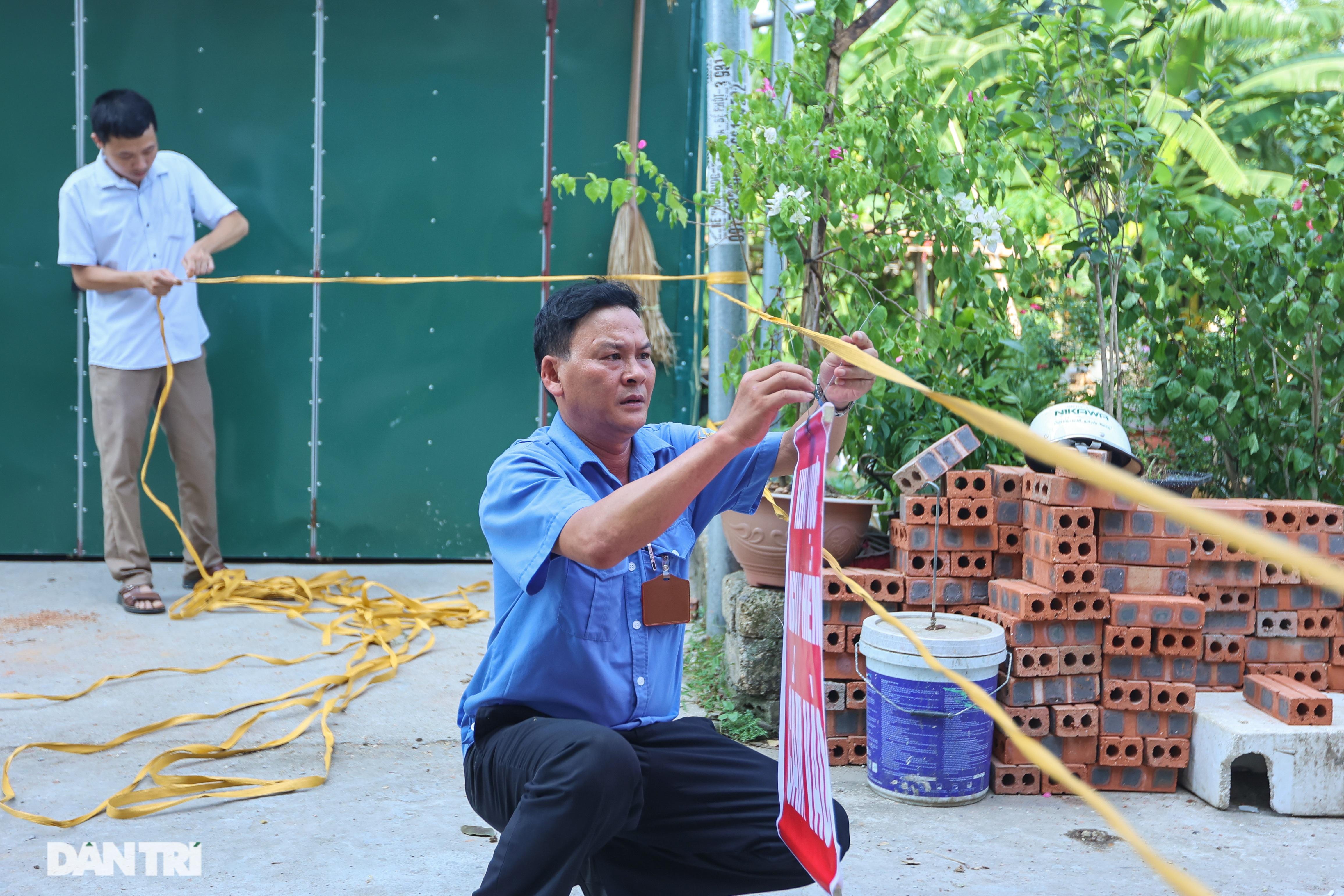 Hiện trường vụ sạt lở đất tại Phú Thọ, 4 người tử vong - 4