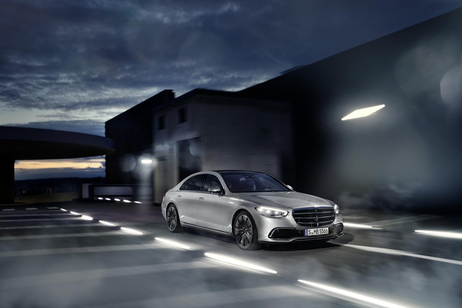 Mercedes-Benz S-Class 2021 - Sức hấp dẫn đến từ bên trong - 17