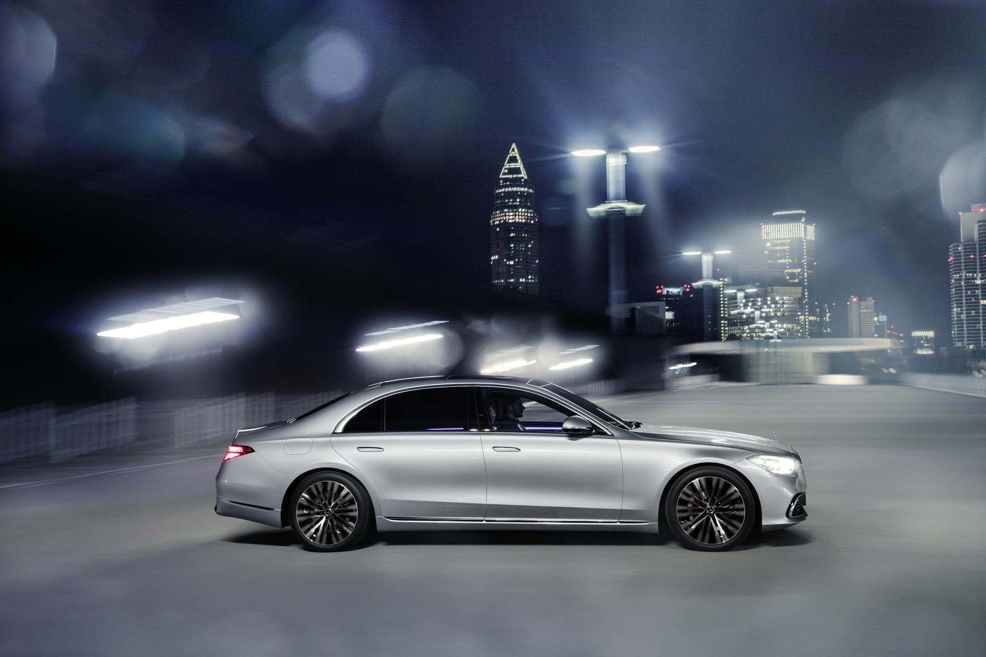 Mercedes-Benz S-Class 2021 - Sức hấp dẫn đến từ bên trong - 15