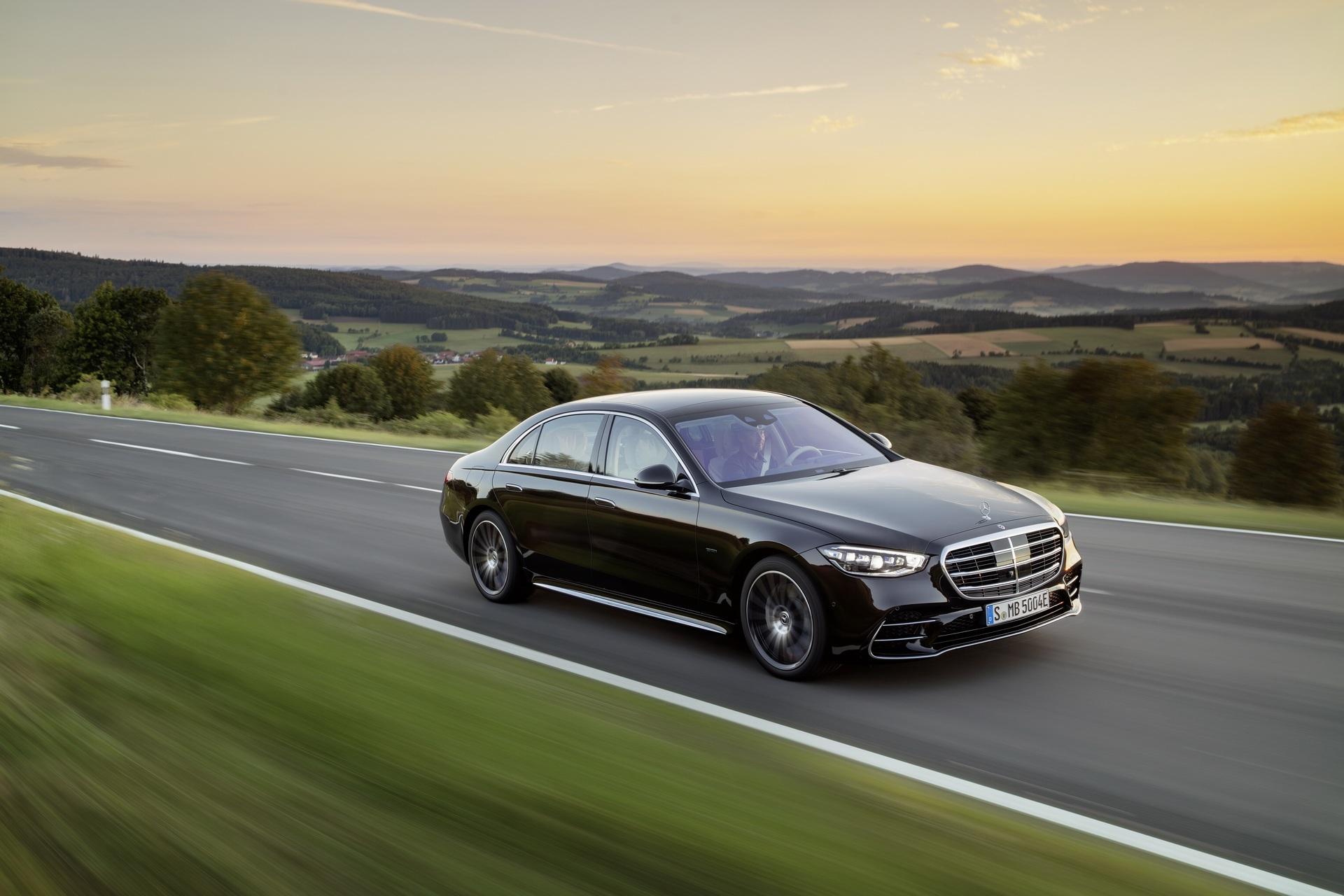 Mercedes-Benz S-Class 2021 - Sức hấp dẫn đến từ bên trong - 32