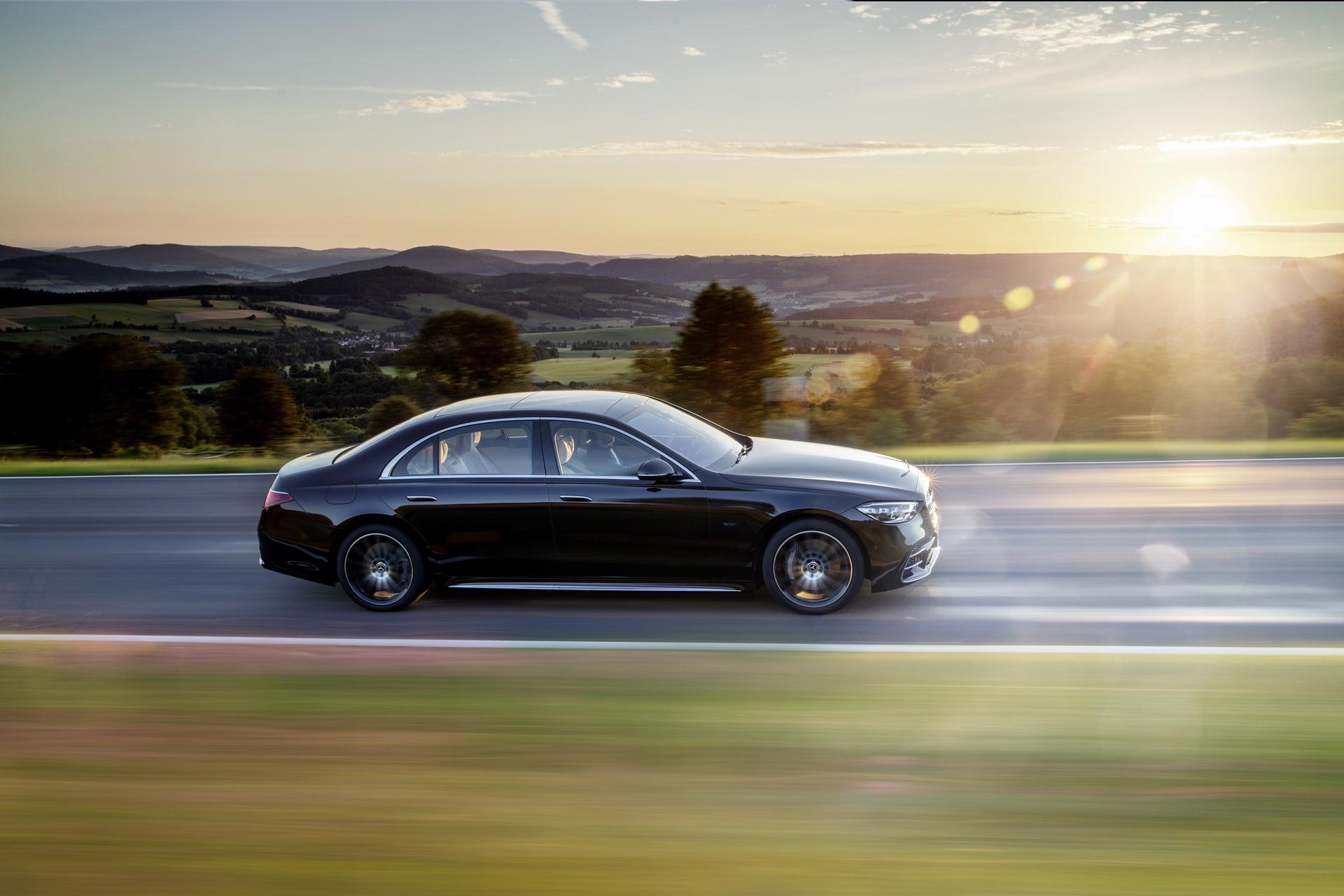 Mercedes-Benz S-Class 2021 - Sức hấp dẫn đến từ bên trong - 33