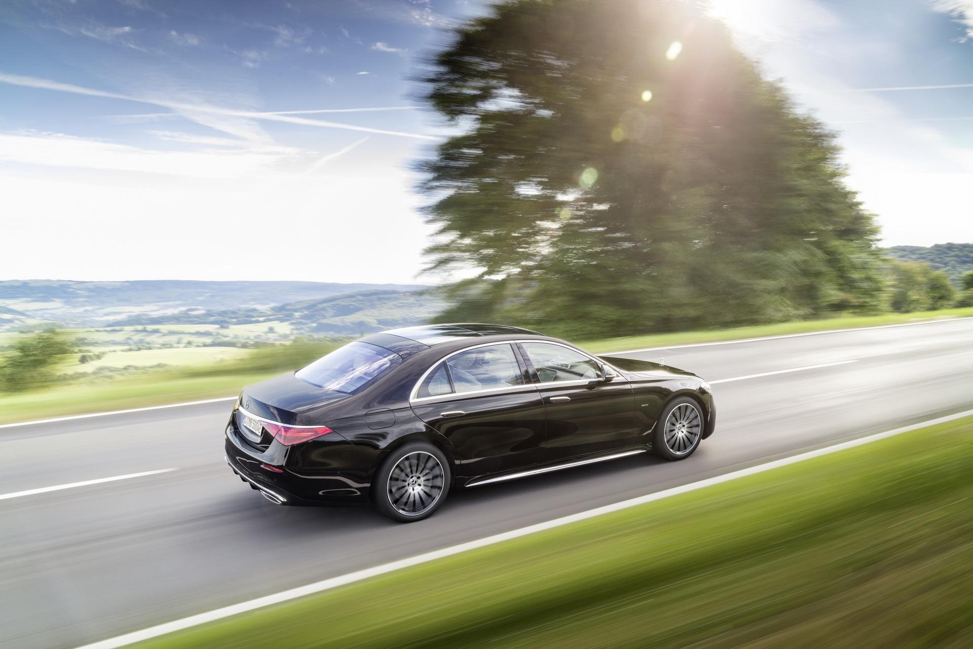 Mercedes-Benz S-Class 2021 - Sức hấp dẫn đến từ bên trong - 34