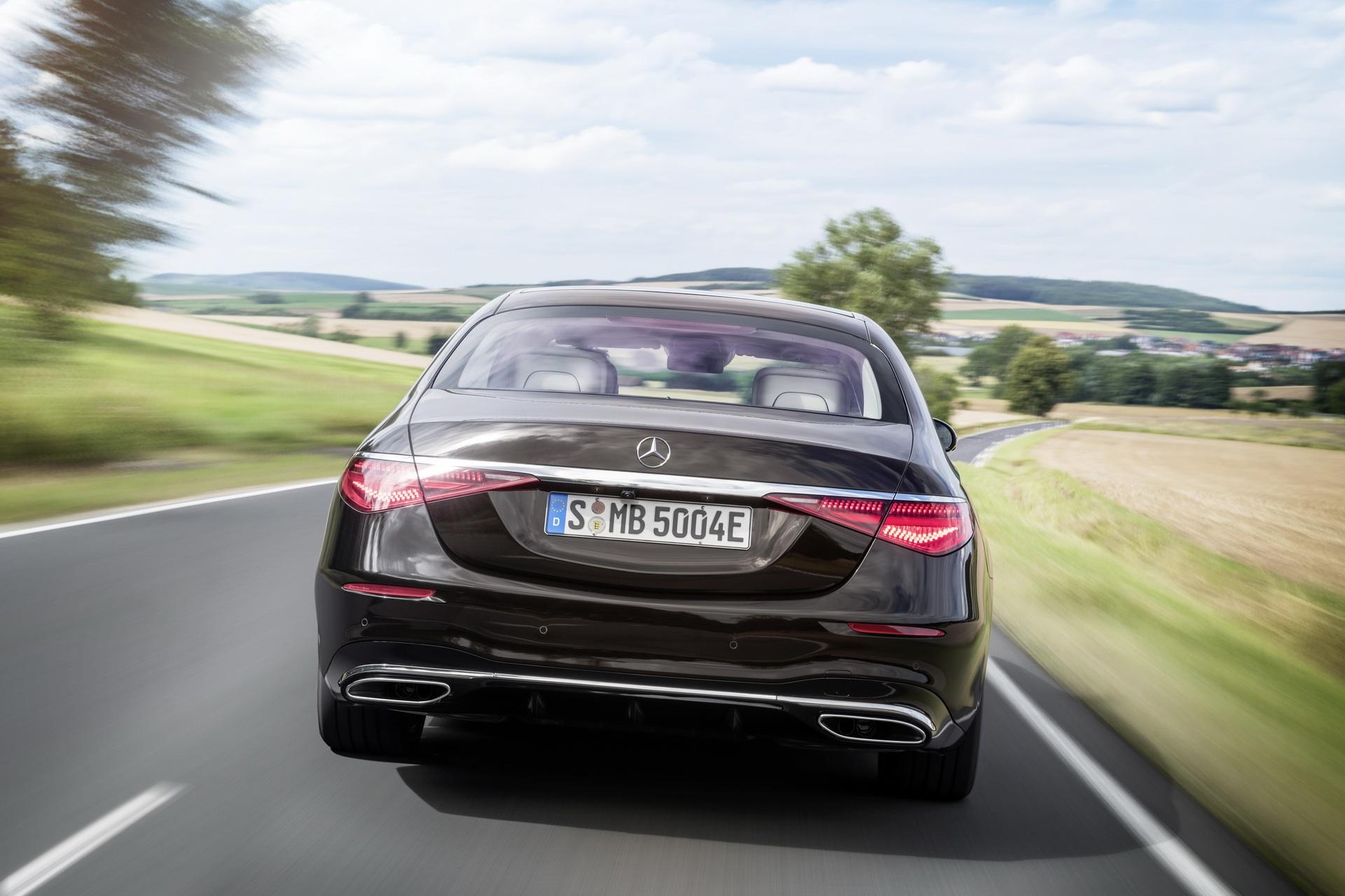 Mercedes-Benz S-Class 2021 - Sức hấp dẫn đến từ bên trong - 35