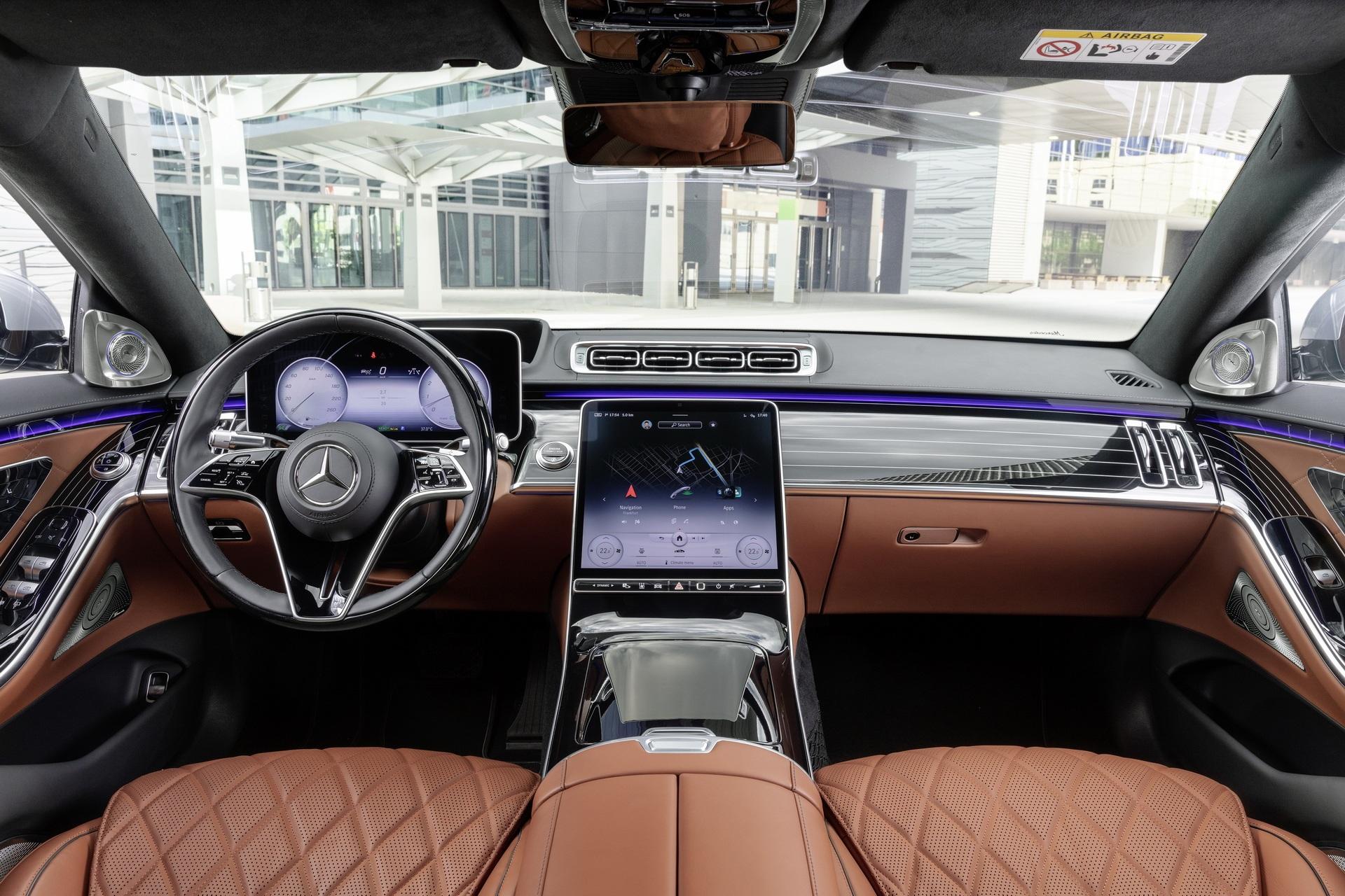 Mercedes-Benz S-Class 2021 - Sức hấp dẫn đến từ bên trong - 9