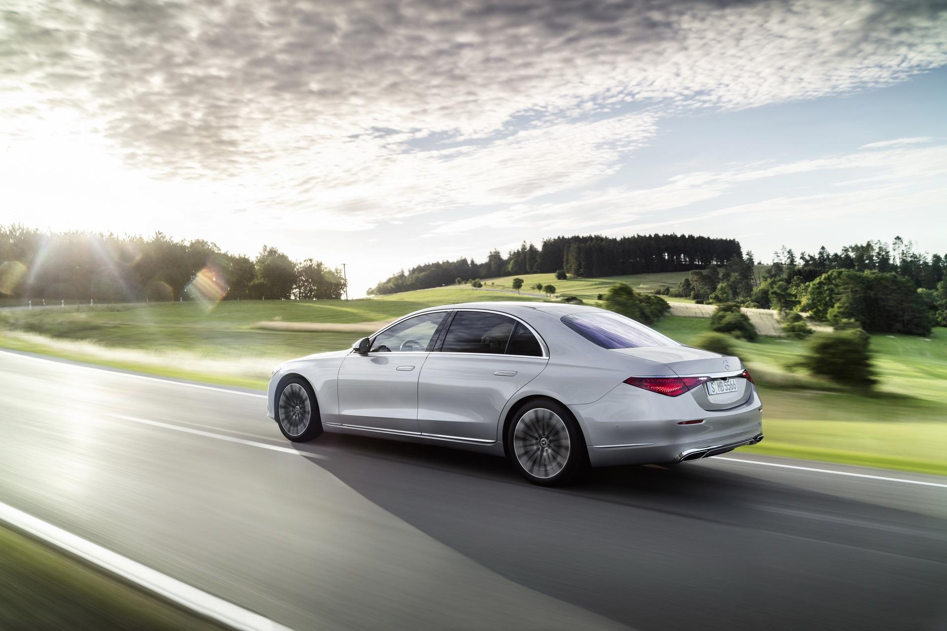 Mercedes-Benz S-Class 2021 - Sức hấp dẫn đến từ bên trong - 19