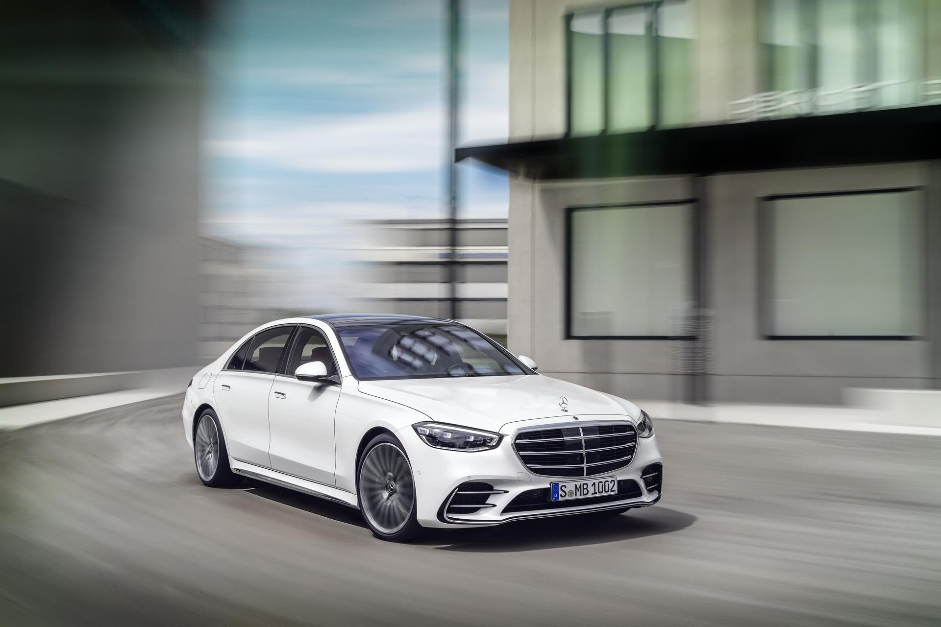 Mercedes-Benz S-Class 2021 - Sức hấp dẫn đến từ bên trong - 27