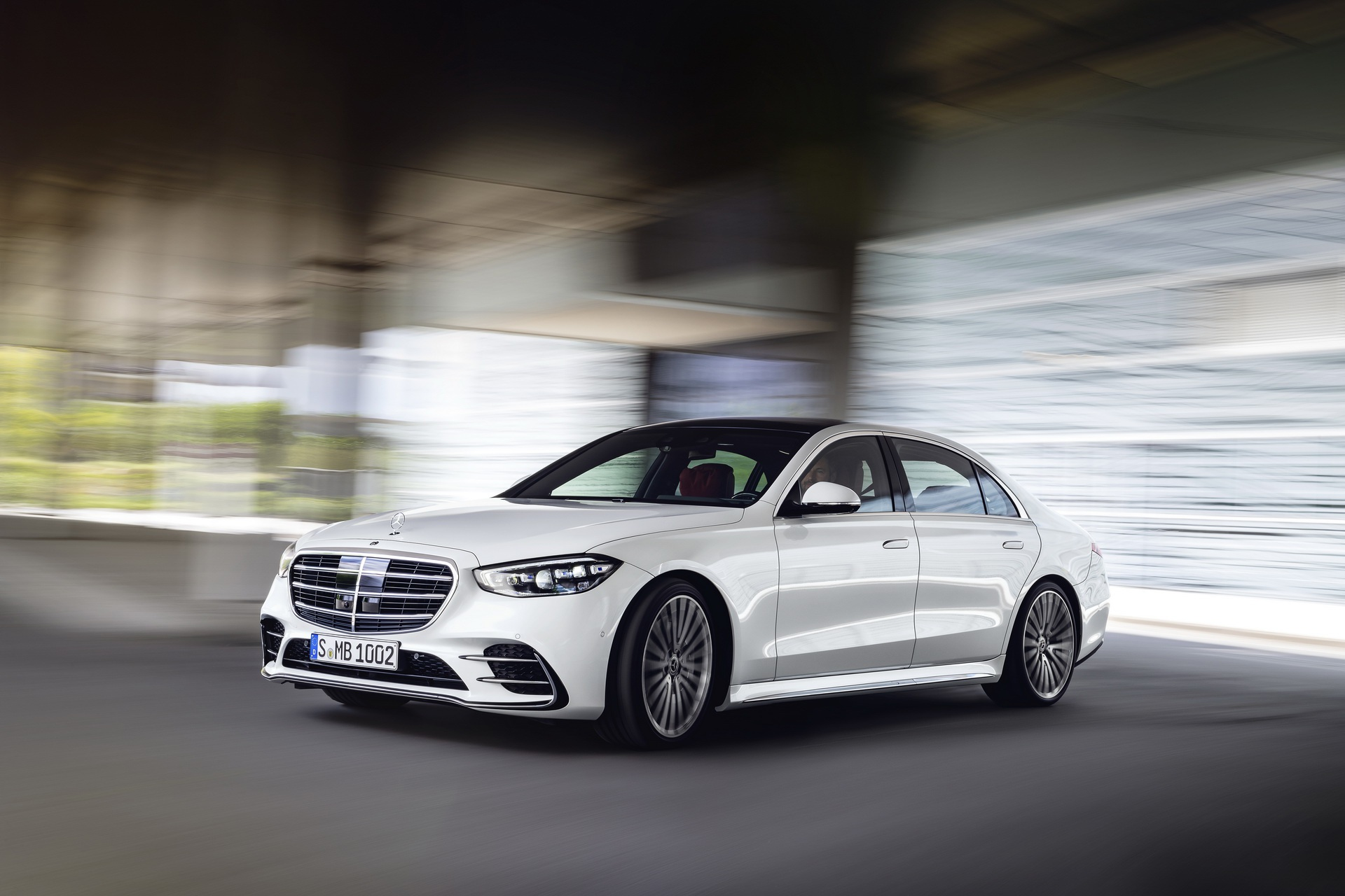 Mercedes-Benz S-Class 2021 - Sức hấp dẫn đến từ bên trong - 24