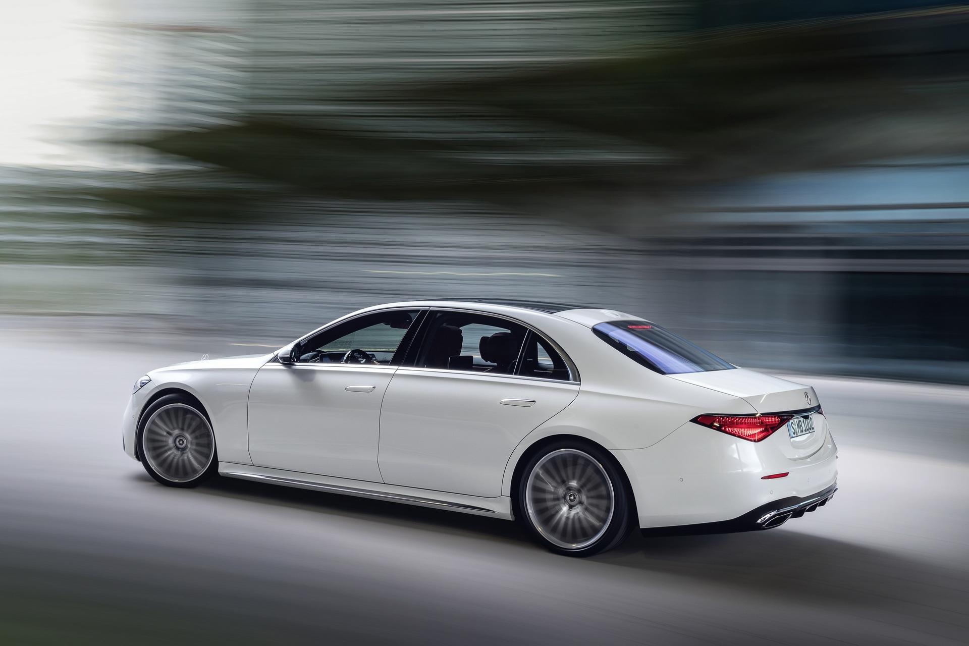Mercedes-Benz S-Class 2021 - Sức hấp dẫn đến từ bên trong - 25
