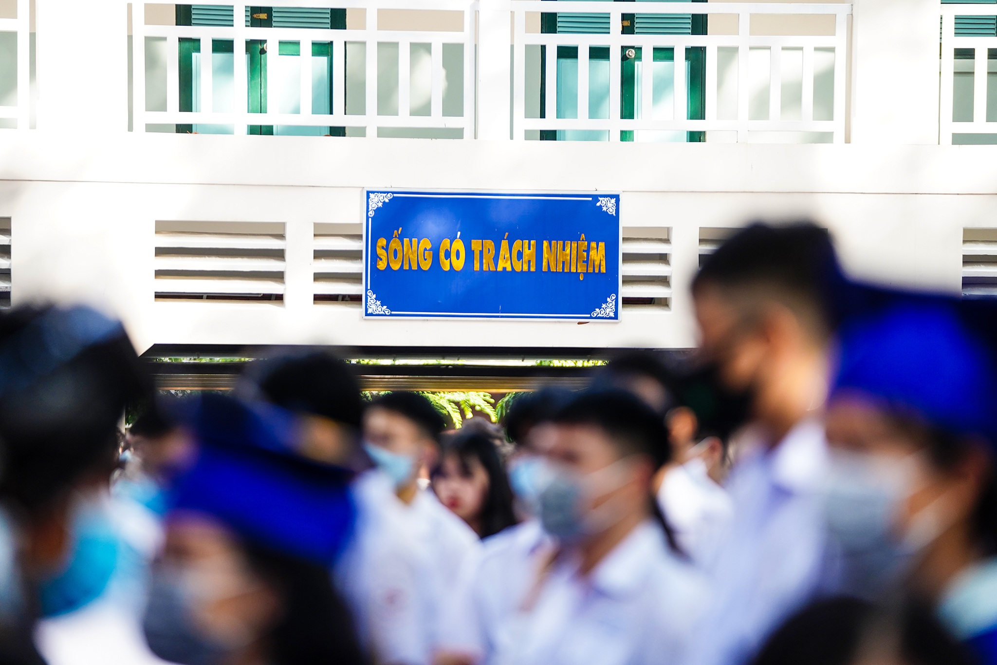Phó Chủ tịch nước dự khai giảng tại ngôi trường 146 tuổi - 8
