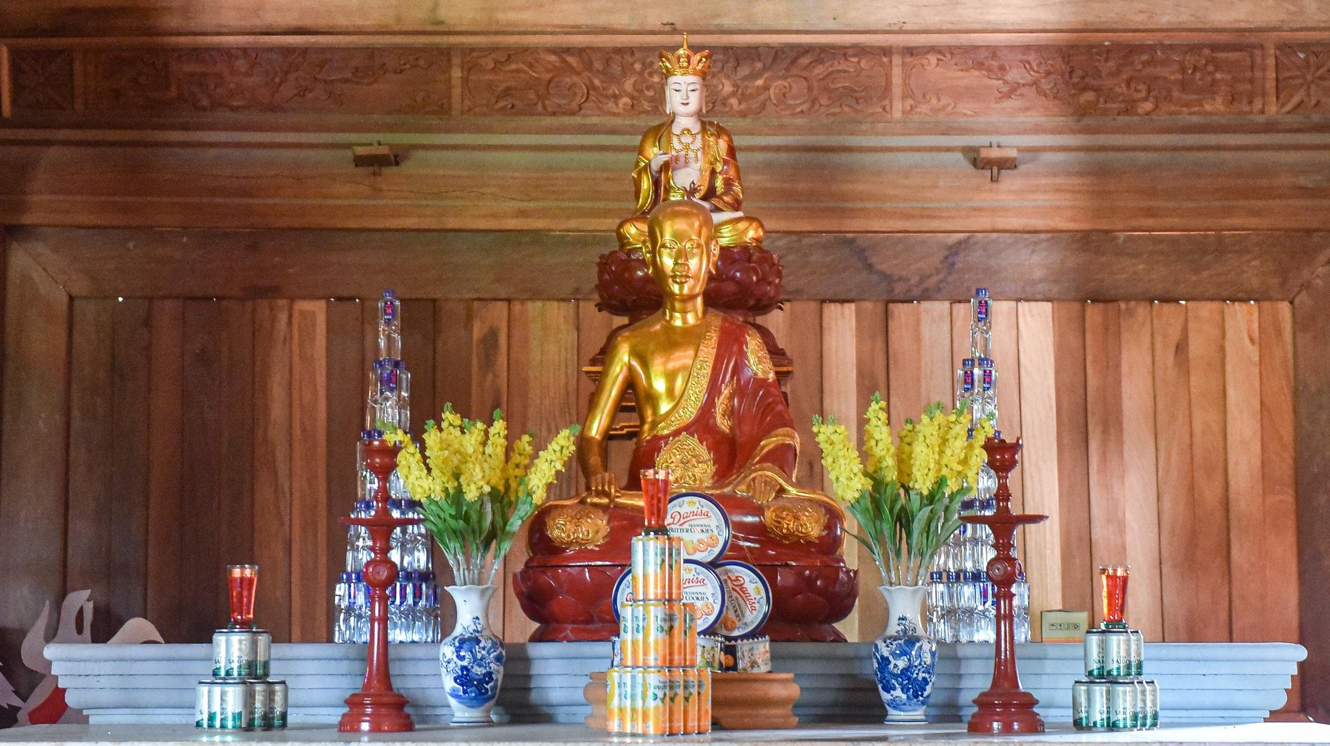 Ngôi chùa nghìn năm tuổi  - Trường Đại học phật giáo đầu tiên ở Việt Nam - 15