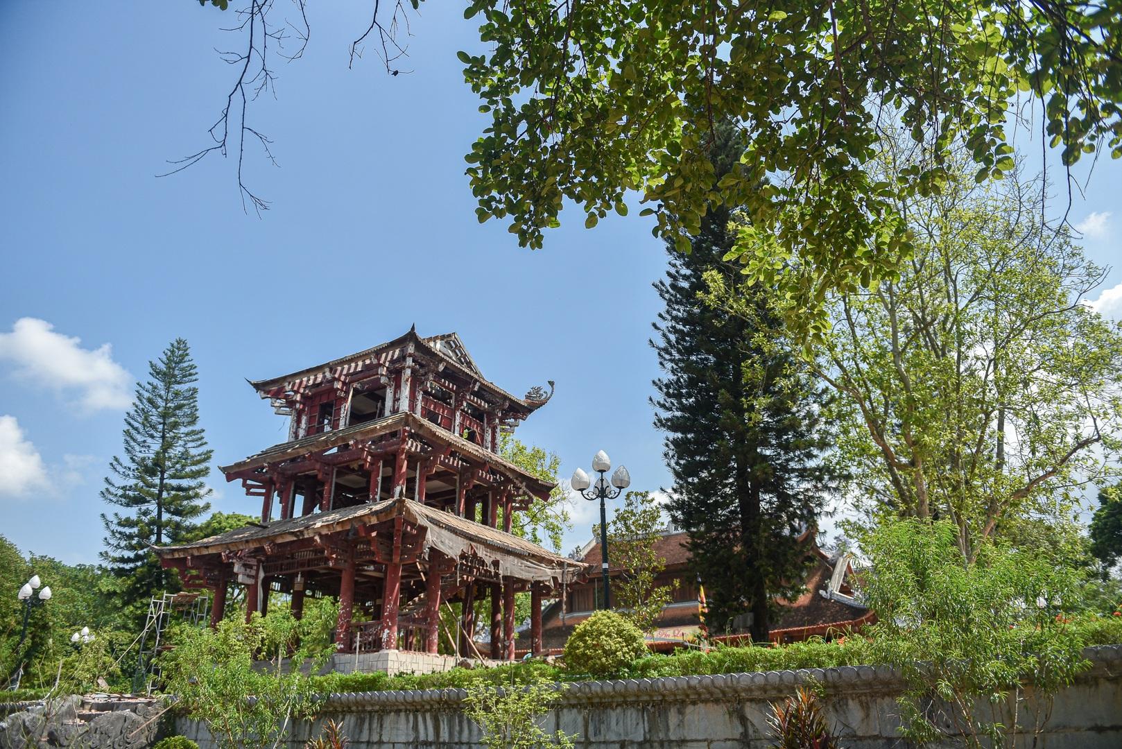 Ngôi chùa nghìn năm tuổi  - Trường Đại học phật giáo đầu tiên ở Việt Nam - 2