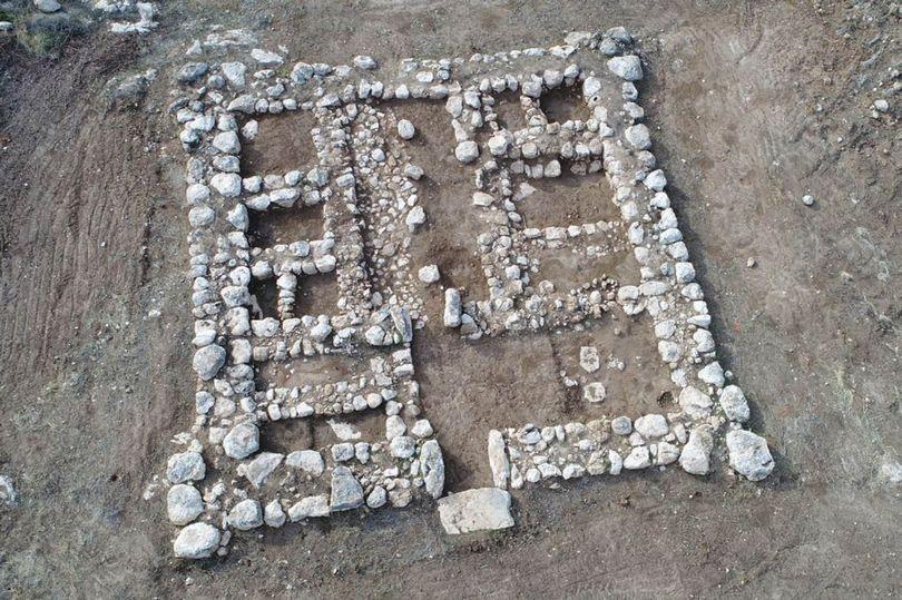 Phát hiện pháo đài huyền thoại 3.200 năm tuổi ở Israel