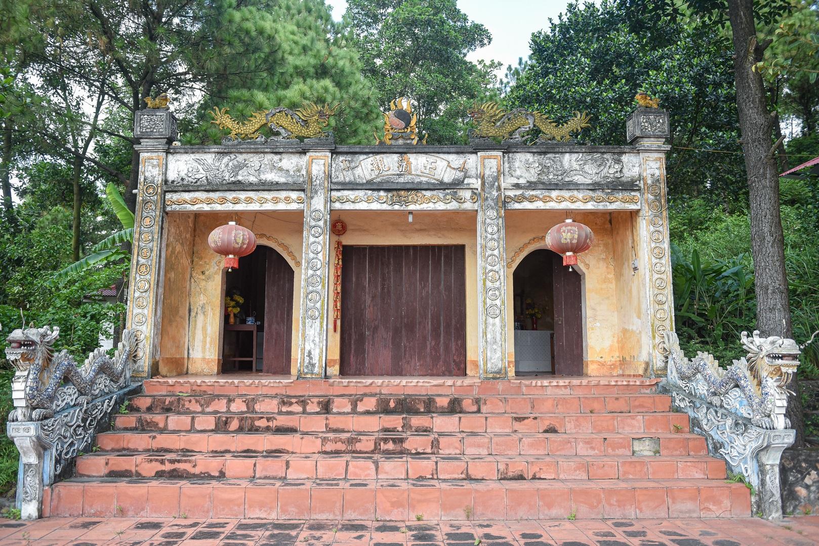 Chùa, quán Ngọc Thanh - nơi Nguyễn Trãi làm bài thơ nổi tiếng muôn đời - 9