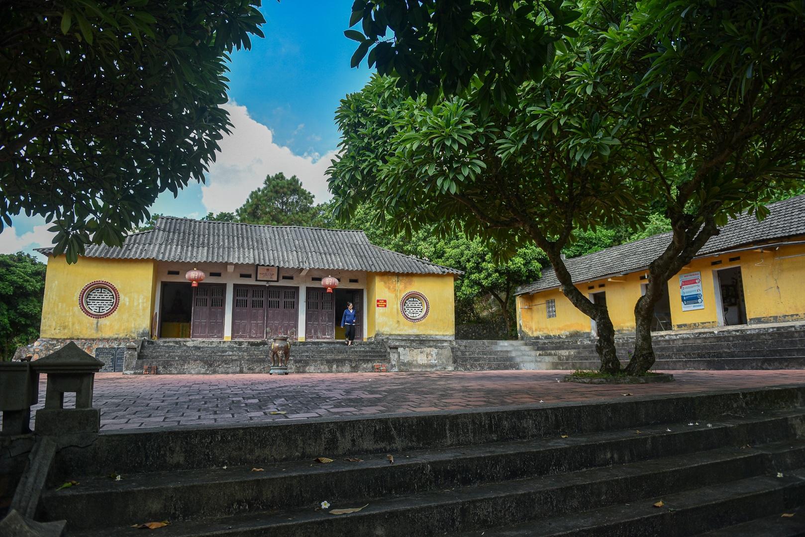 Chùa, quán Ngọc Thanh - nơi Nguyễn Trãi làm bài thơ nổi tiếng muôn đời - 4