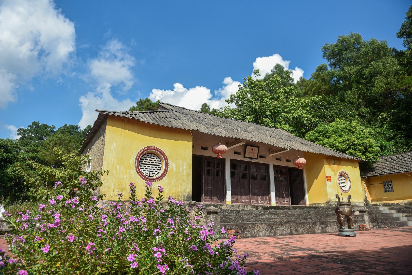 Chùa, quán Ngọc Thanh - nơi Nguyễn Trãi làm bài thơ nổi tiếng muôn đời - 1
