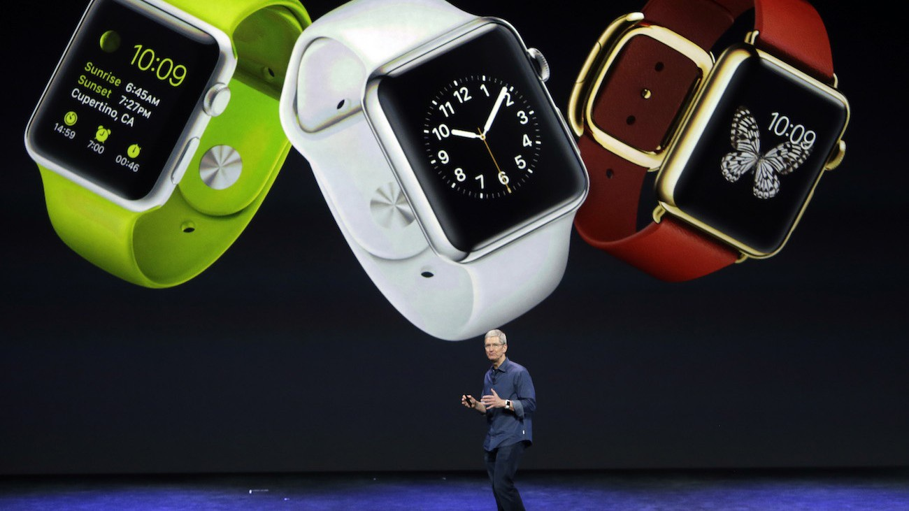 5 năm từ con số 0, Apple Watch khiến các ông lớn toát mồ hôi như thế nào? - 2